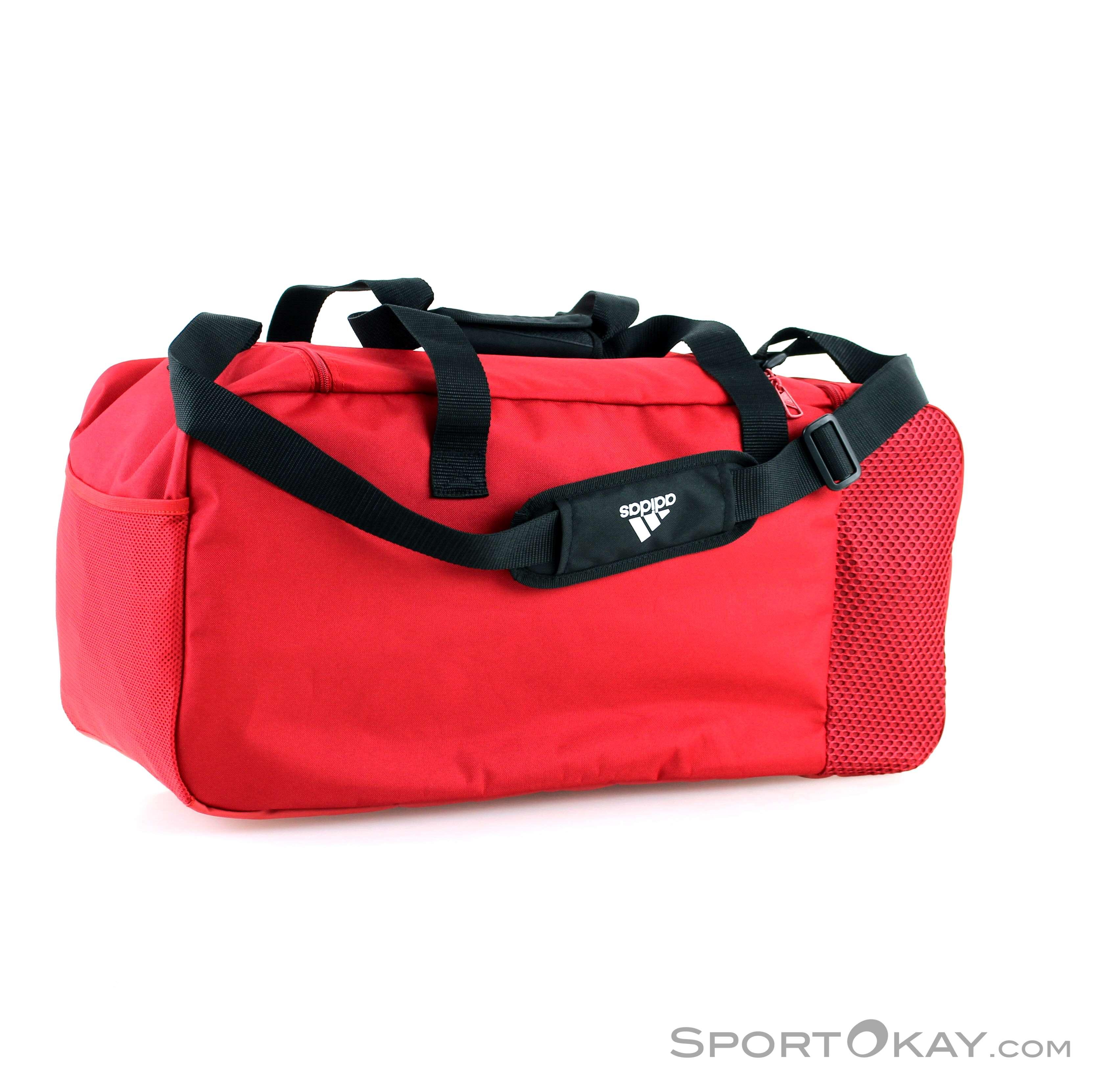 c87849d0faec adidas Tiro Duffel M Sporttasche, adidas, Rot, , , 0002-11372,