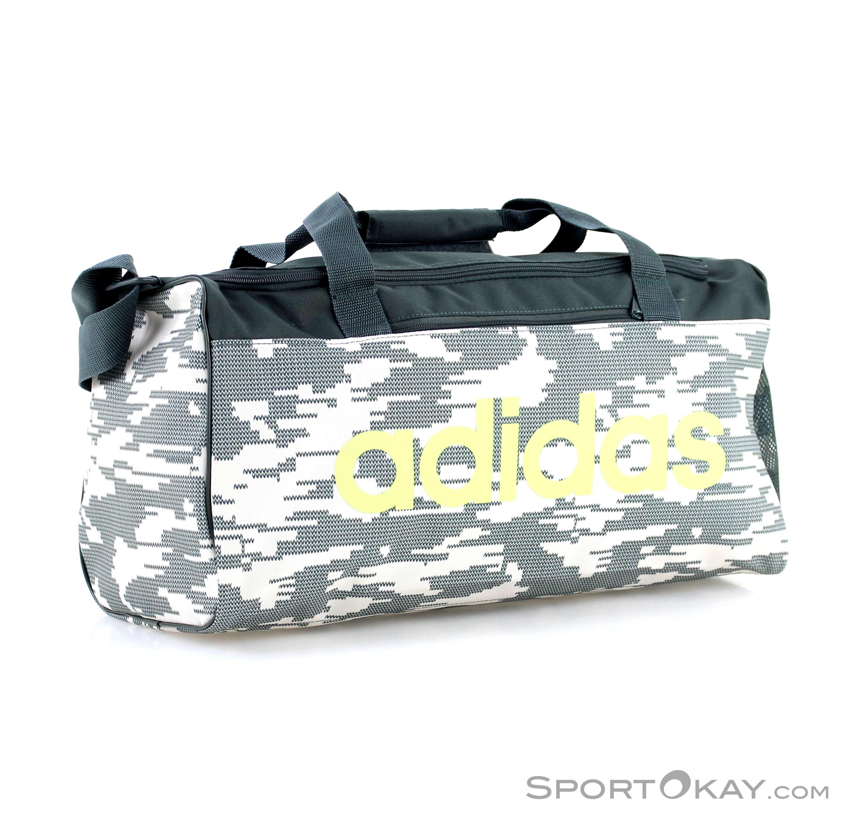 38f9d4307b adidas LineCore Duffel S Borsa Sportiva, adidas, Multicolore, , , 0002-11374