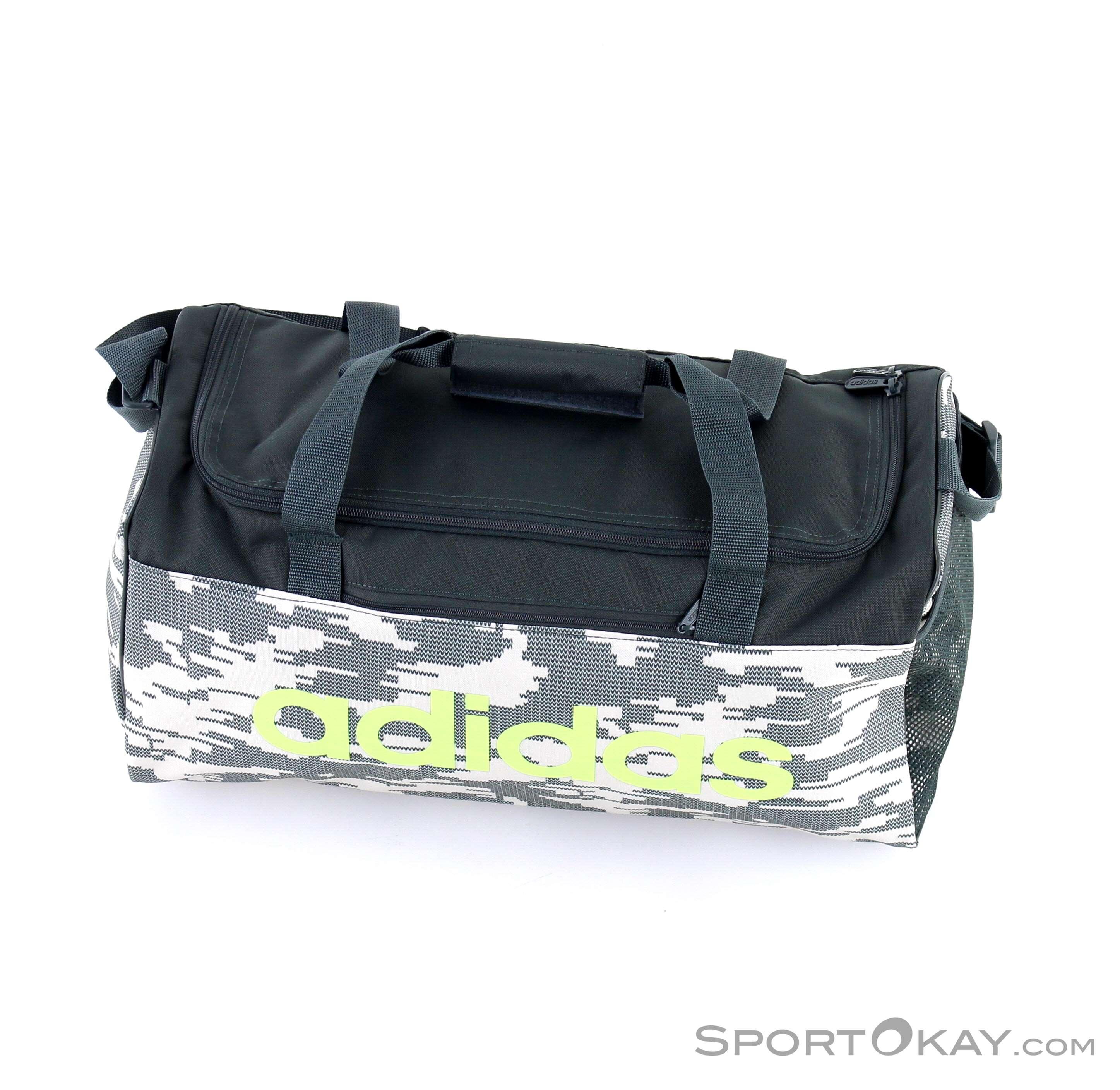 4d175acb96552f adidas LineCore Duffel M Sports Bag - Bags   Backpacks - Fitness ...