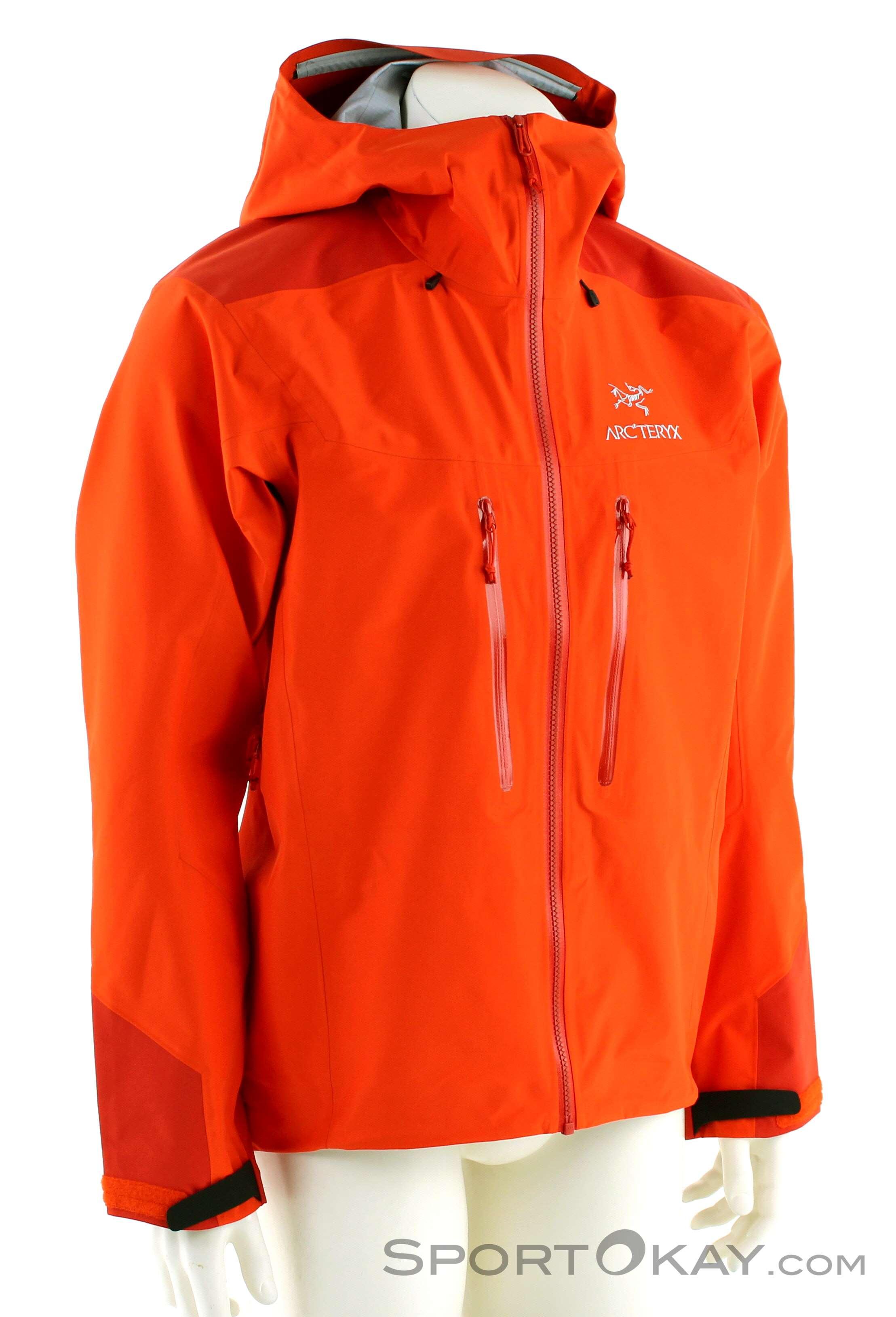 best service 8c4e9 382f4 Arcteryx Arcteryx Alpha AR Jacket Herren Outdoorjacke Gore-Tex
