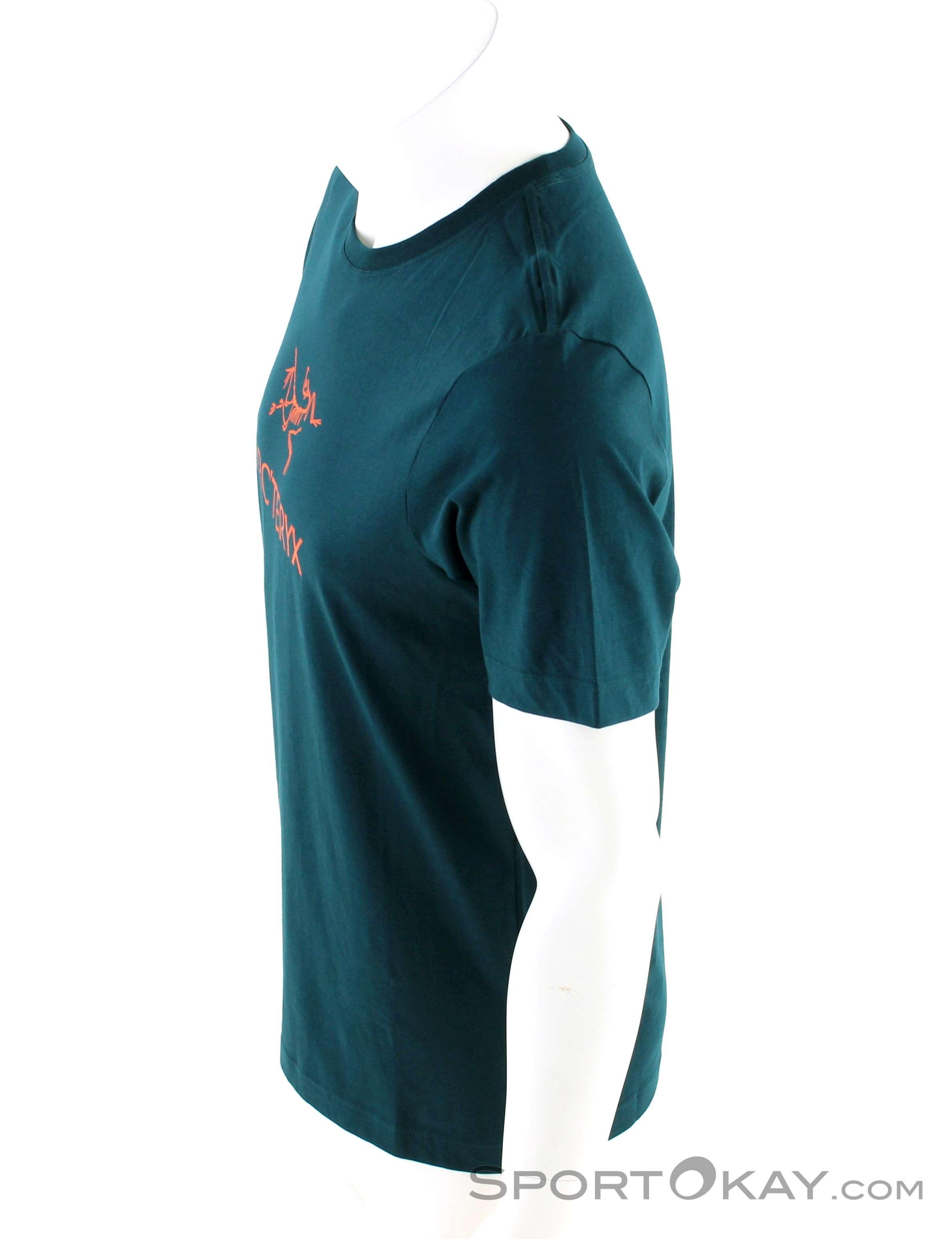 wholesale dealer dc11c e5da2 Arcteryx Arcteryx Arc Word SS Mens T-Shirt