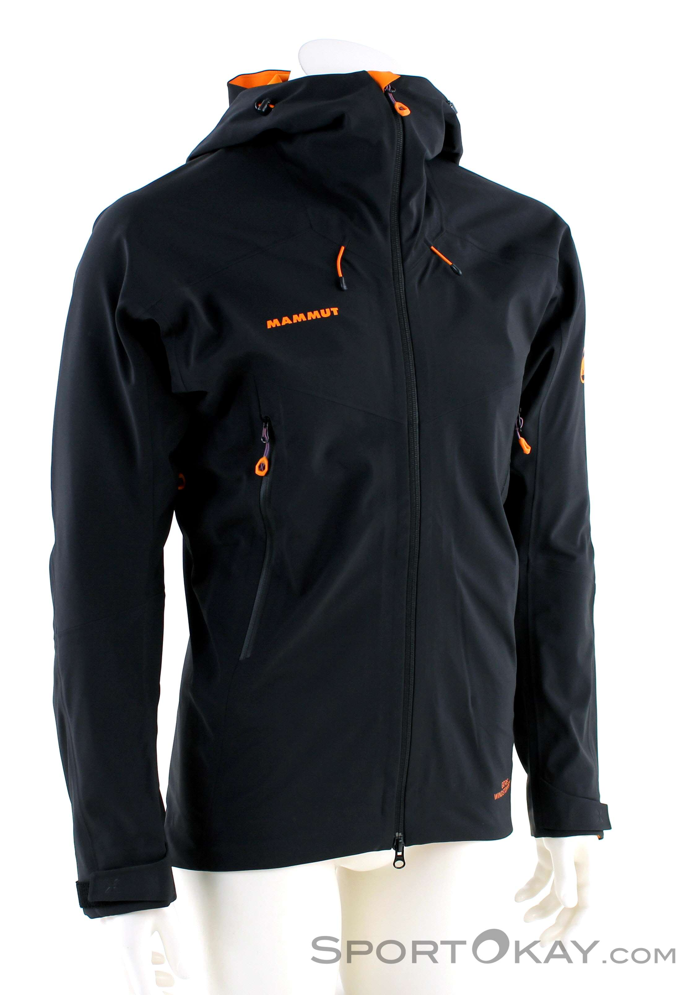 factory authentic 9a53c fb9d4 Mammut Mammut Ultimate Eisfeld SO Hooded Jacket Uomo Giacca Outdoor