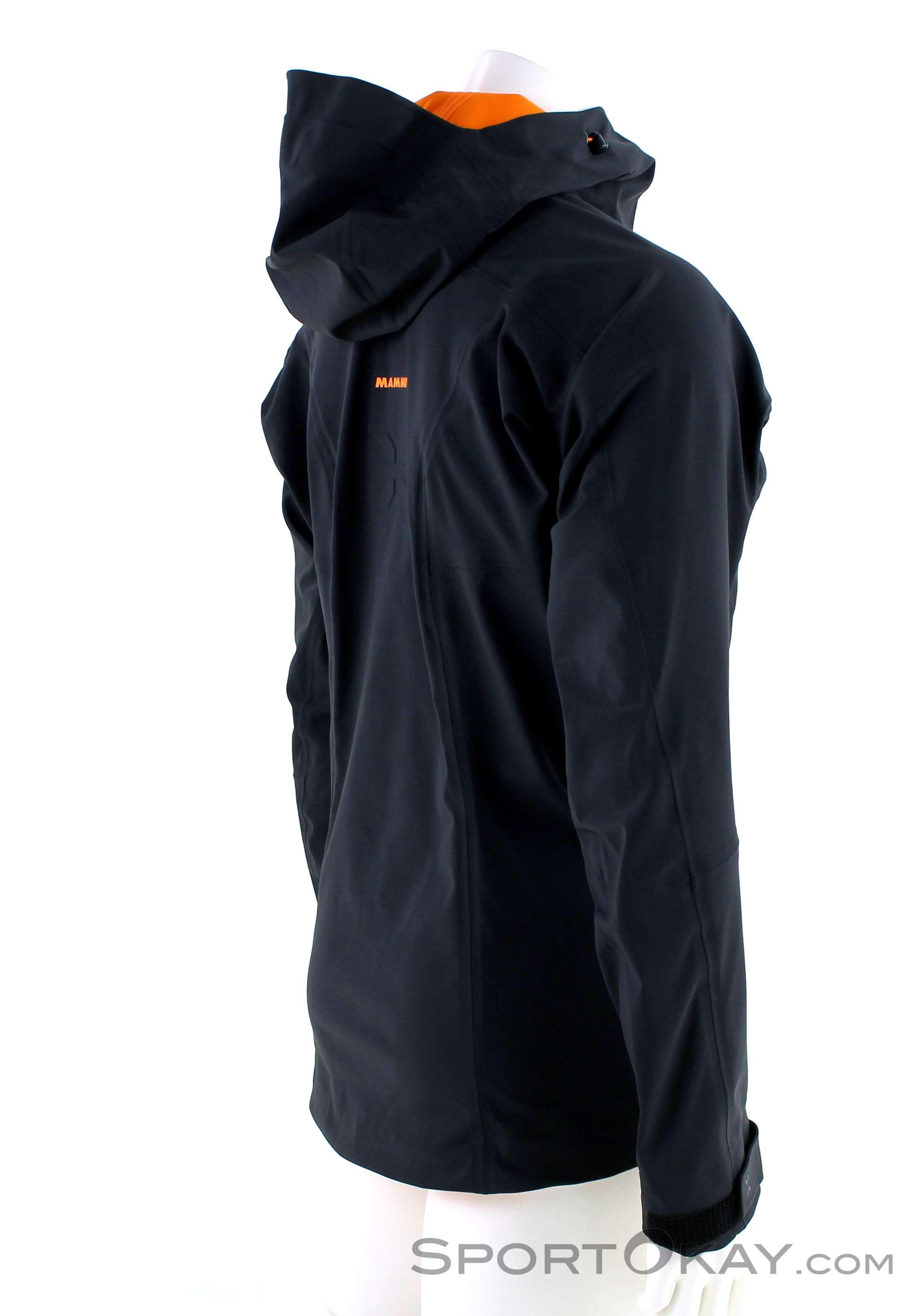 Preis bleibt stabil tolle sorten mehrere farben Mammut Mammut Ultimate Eisfeld SO Hooded Jacket Mens Outdoor Jacket