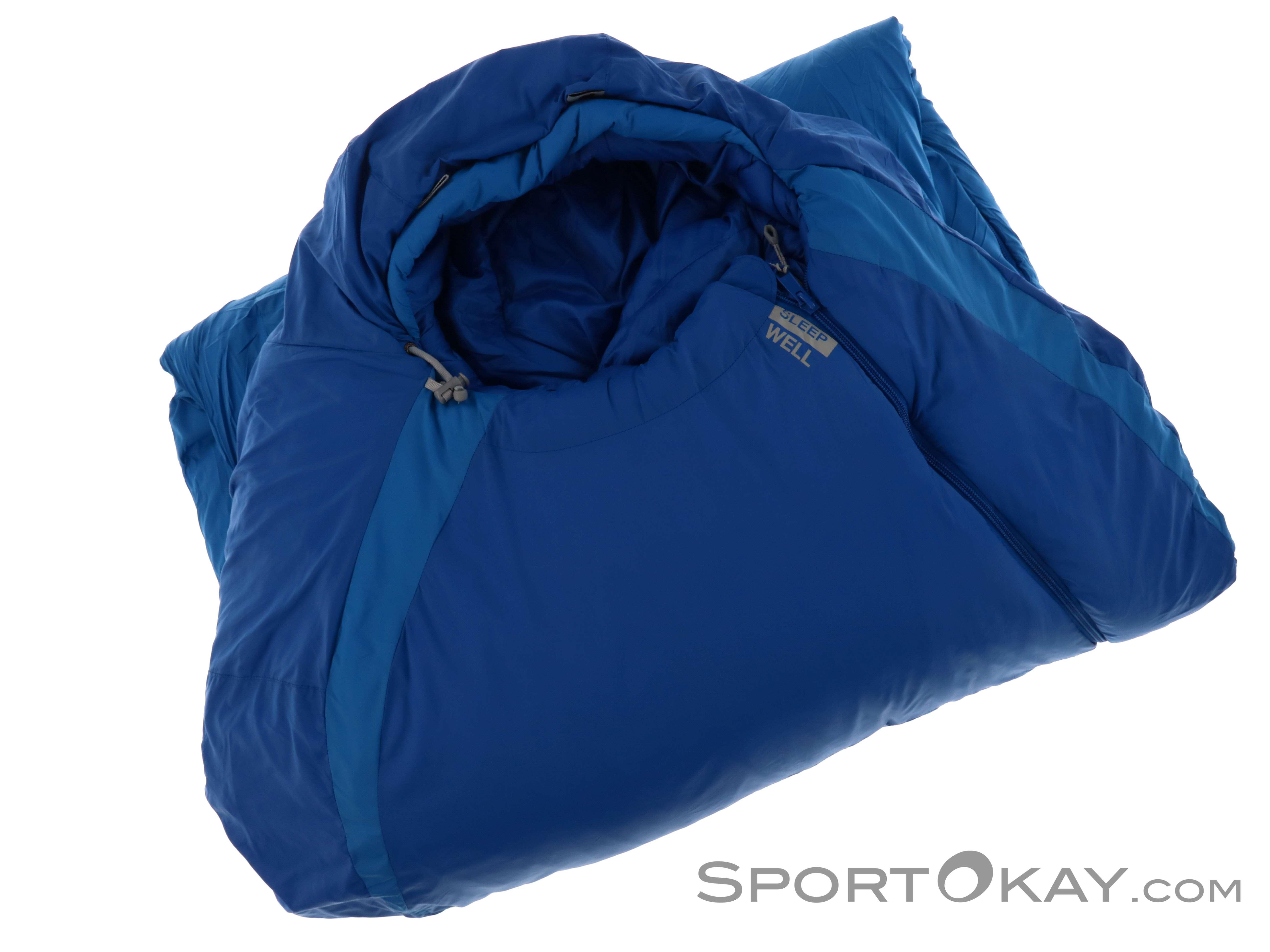 Schlafsack Kompakt MTI 3-Season