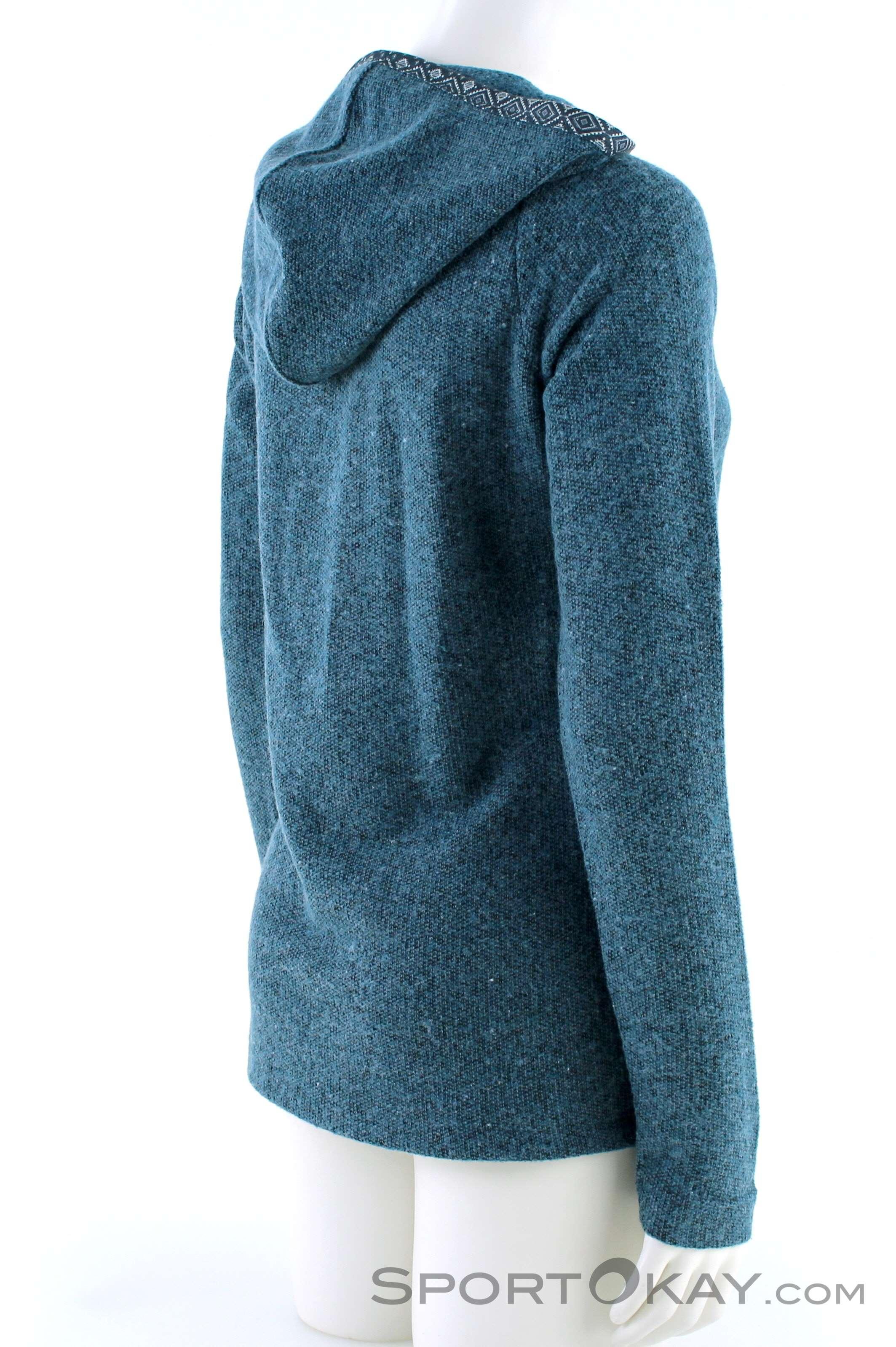 d198b358501c1 Chillaz Bergamo Ornament Logo Womens Outdoor Sweater - Sweaters ...