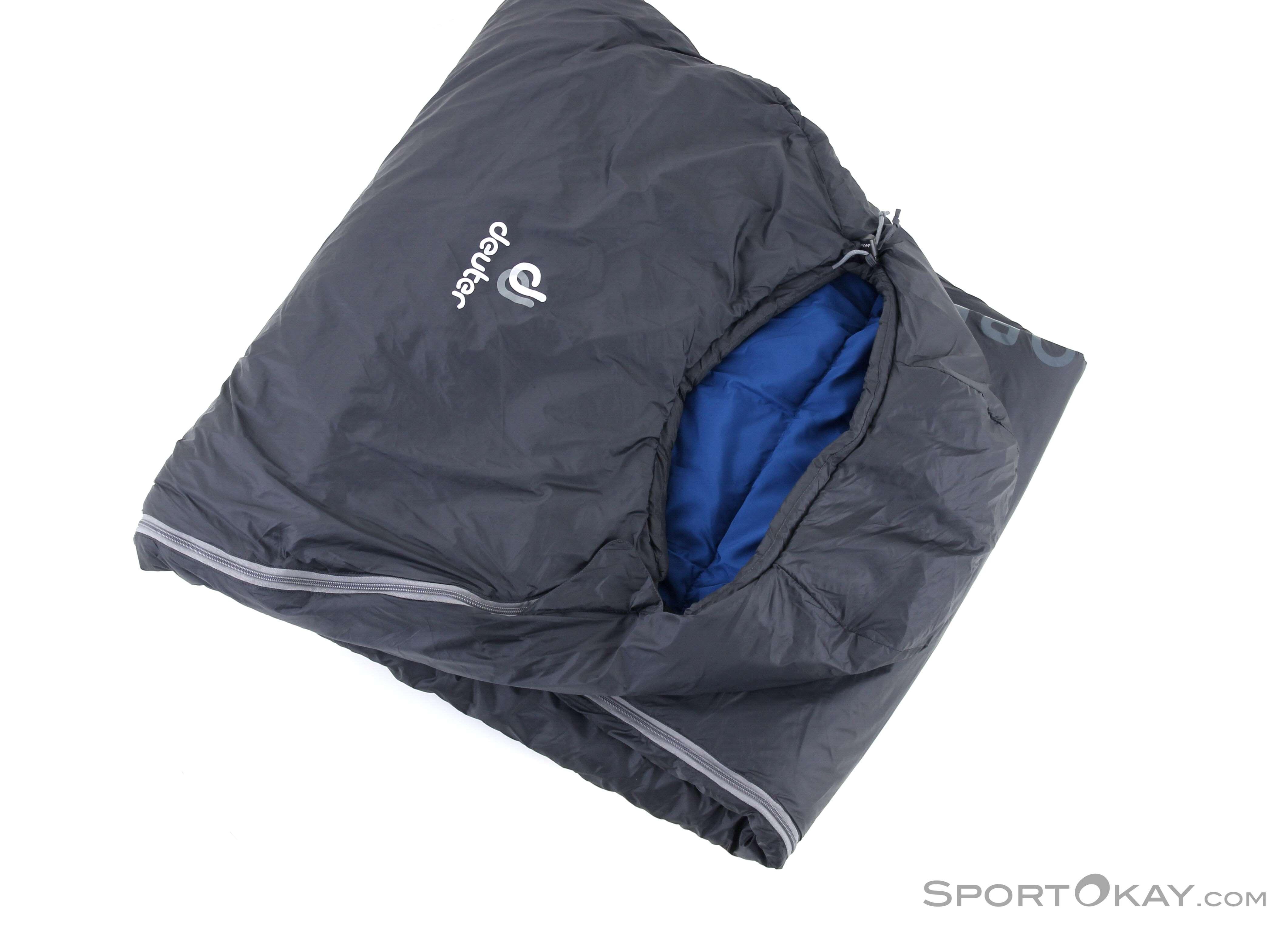 anders Markenqualität ein paar Tage entfernt Deuter Deuter Orbit +5° Large Schlafsack