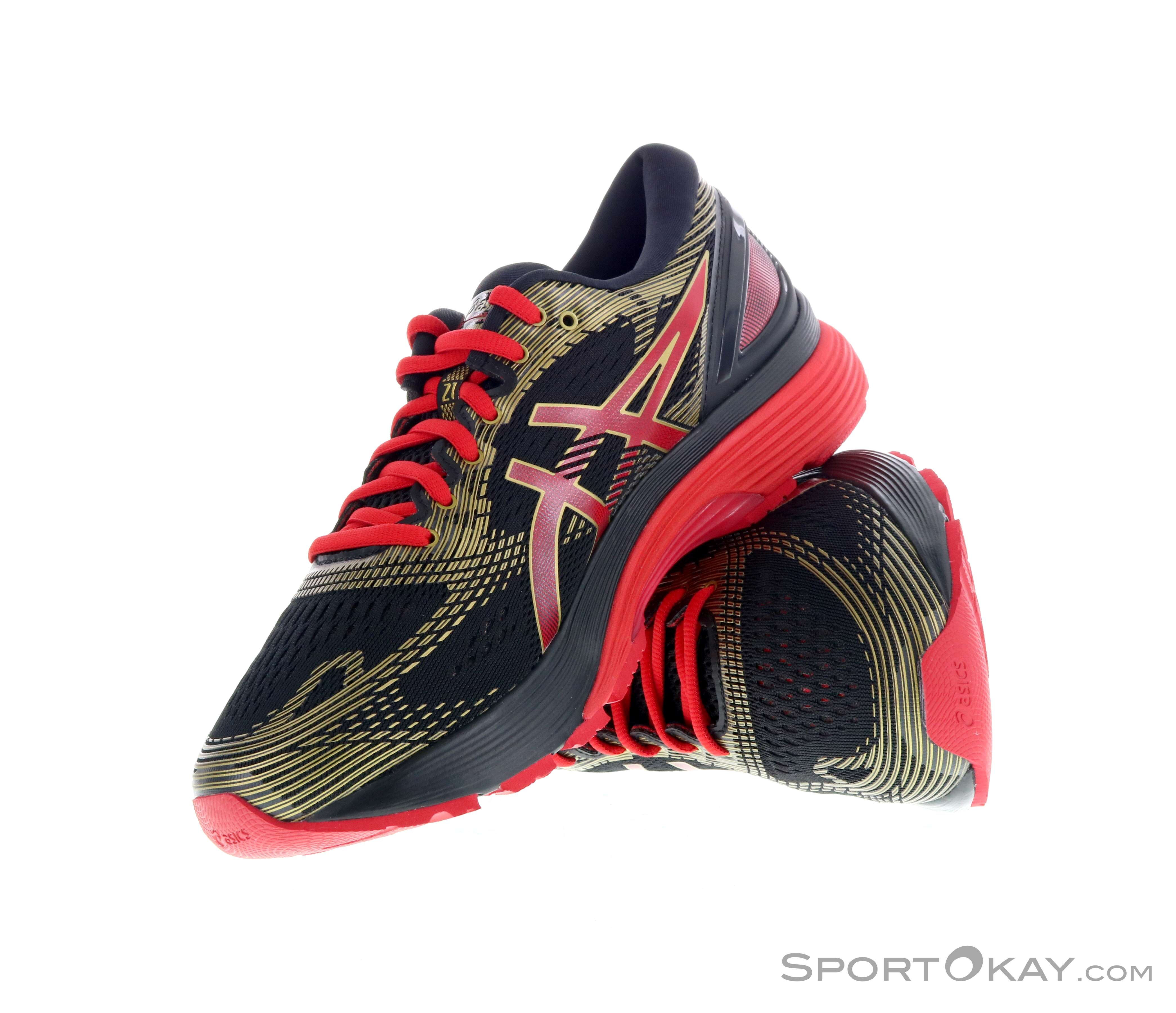 Asics Gel Nimbus 21 Mens Running Shoes All Round Running