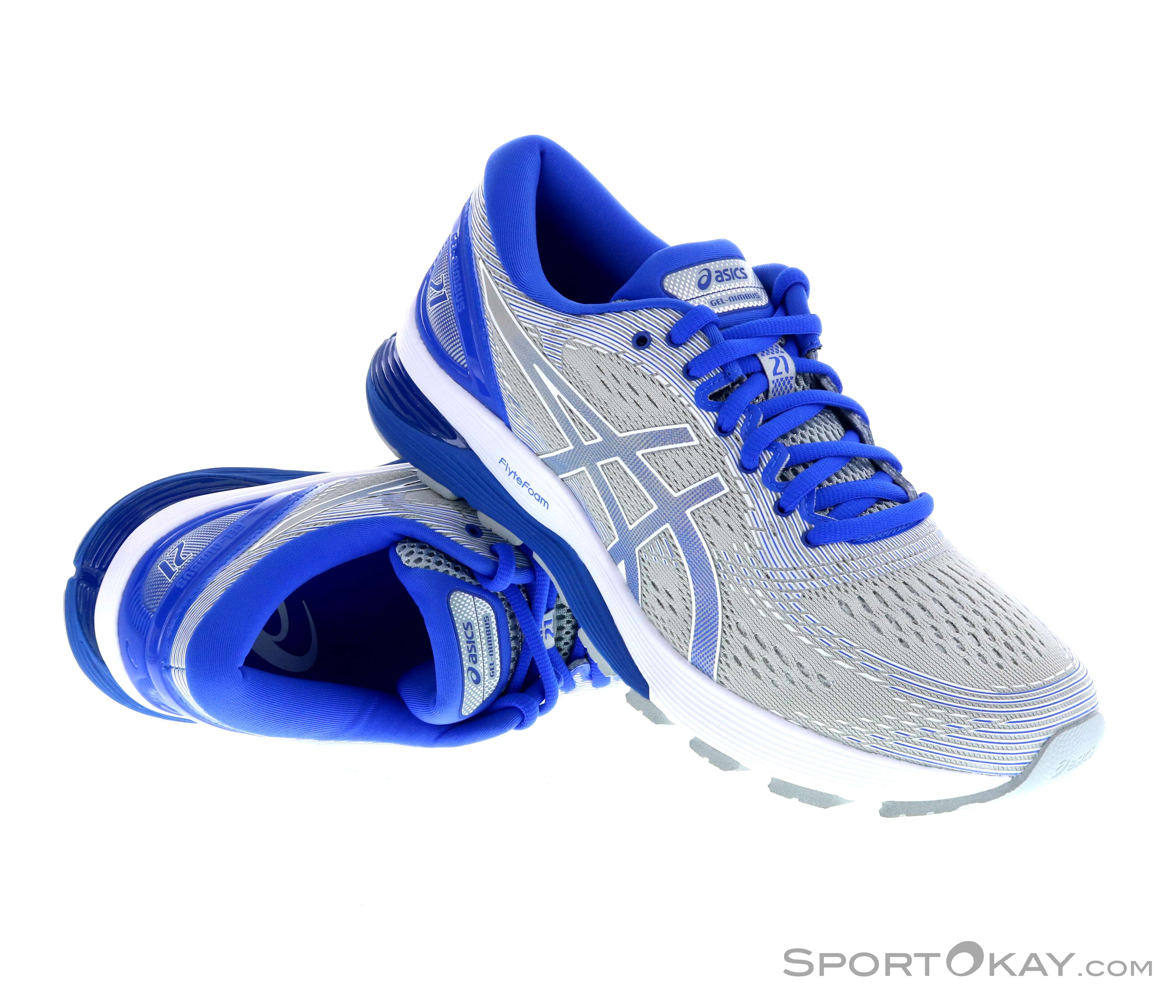 the best attitude b1685 9a564 Asics Nimbus 21 Lite Show Womens Running Shoes , Asics, Gray, , Female,