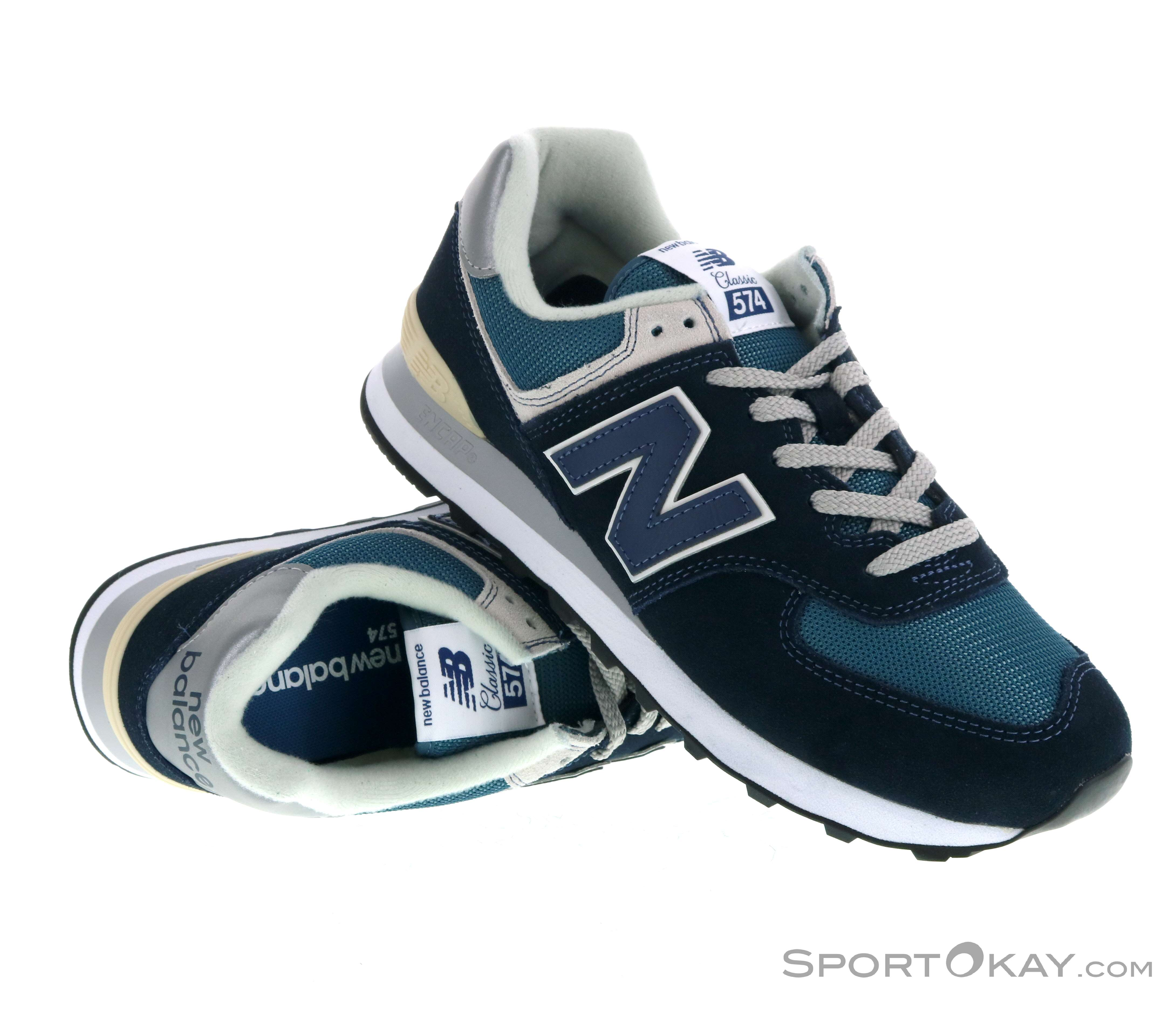 new balance 574 leisure