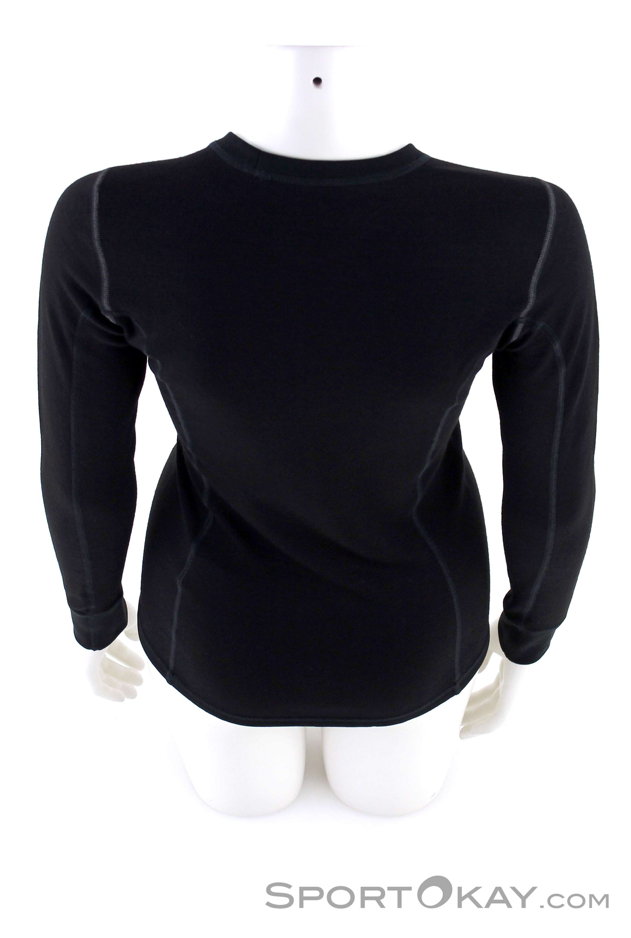 d0a0c801 Ortovox 210 Supersoft Long Sleeve Womens Functional Shirt , Ortovox, Black,  , Female,