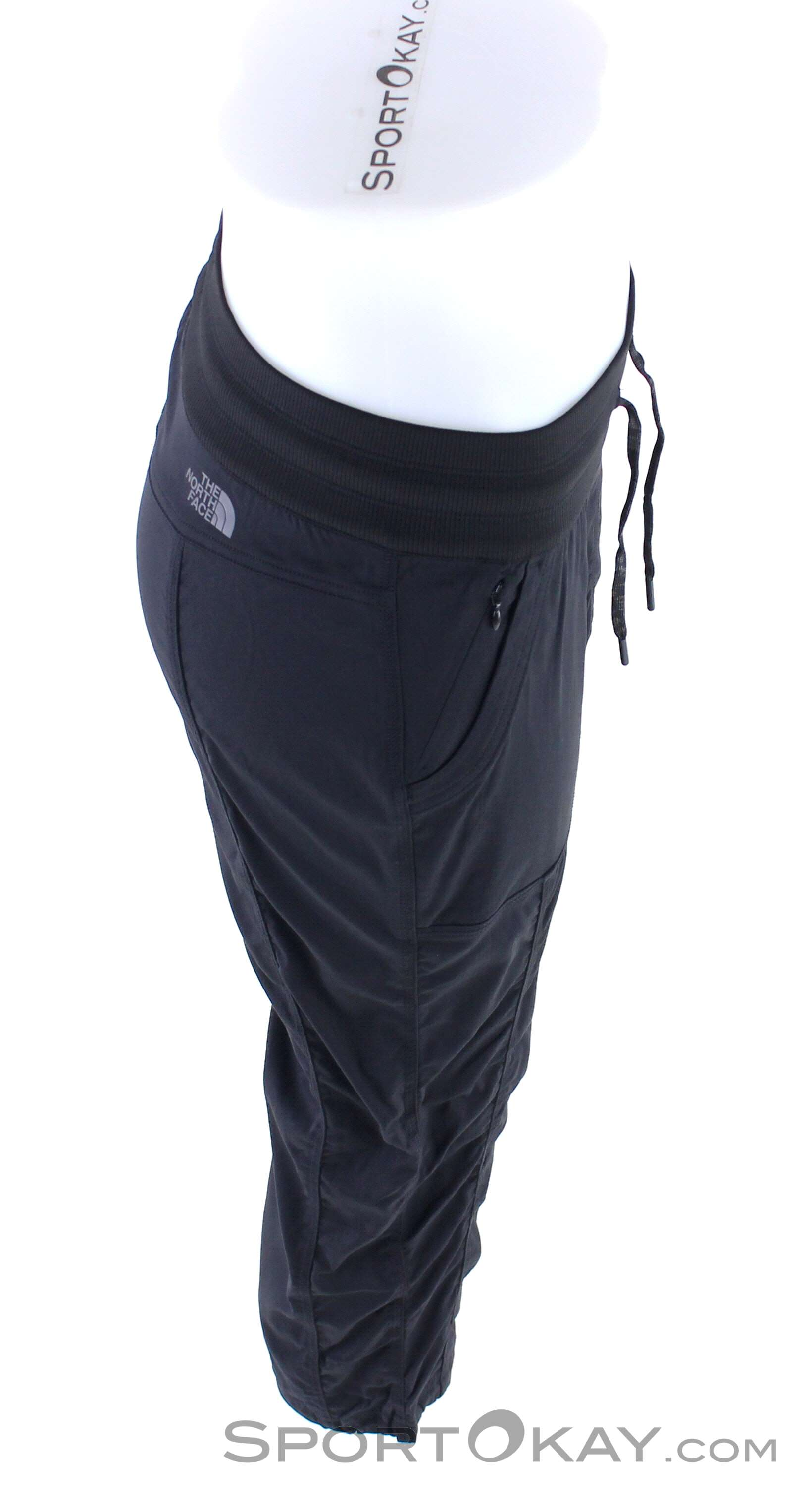 THE NORTH FACE Aphrodite Capri Outdoorhose für Damen Schwarz