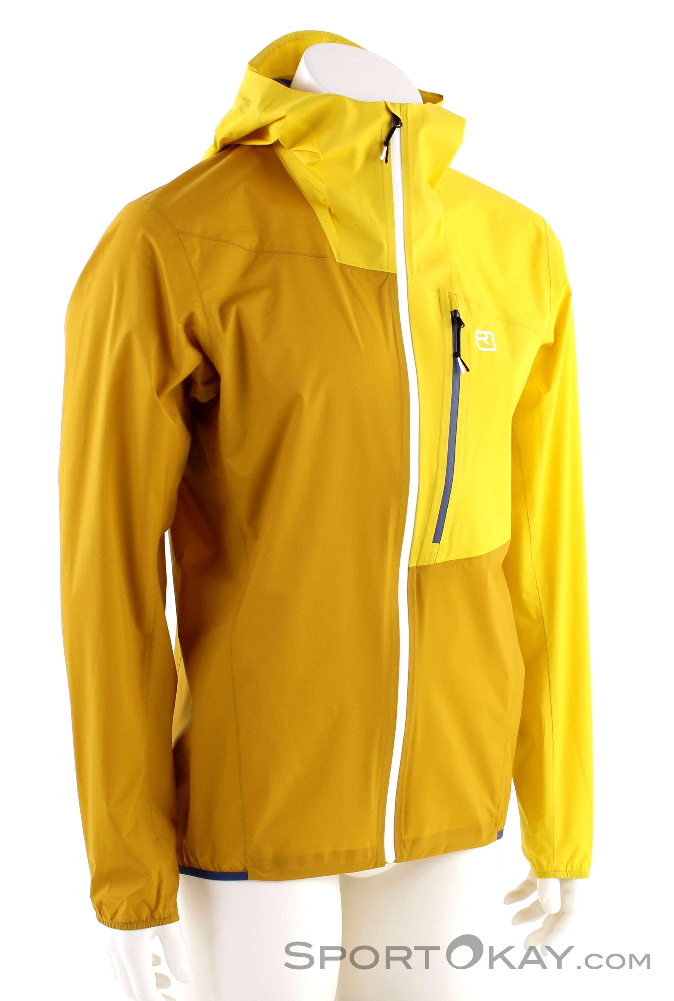 Ortovox Civetta Jacket 2.5l Mens Outdoor Jacket Jackets