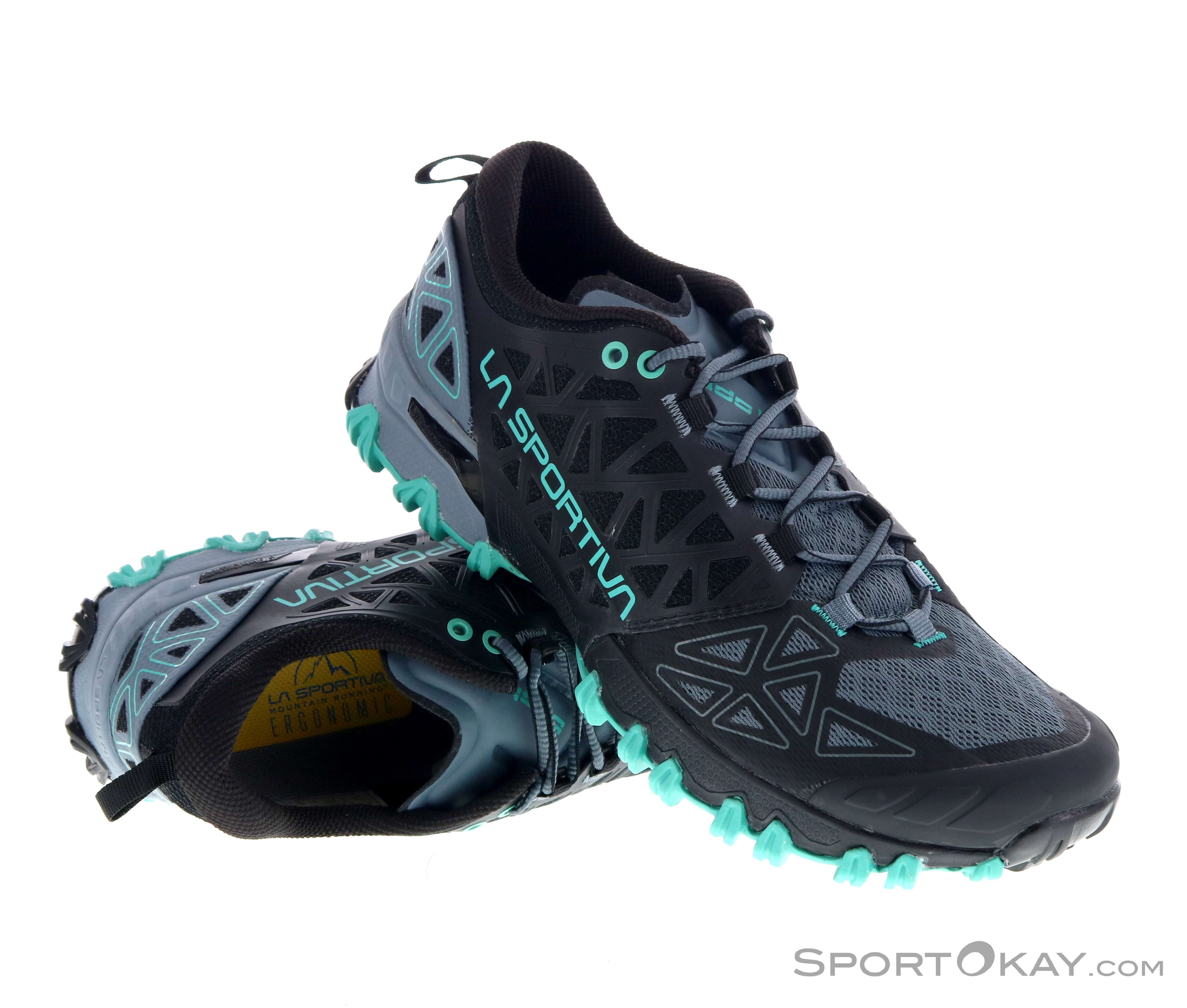 La Sportiva La Sportiva Bushido II Womens Trail Running Shoes