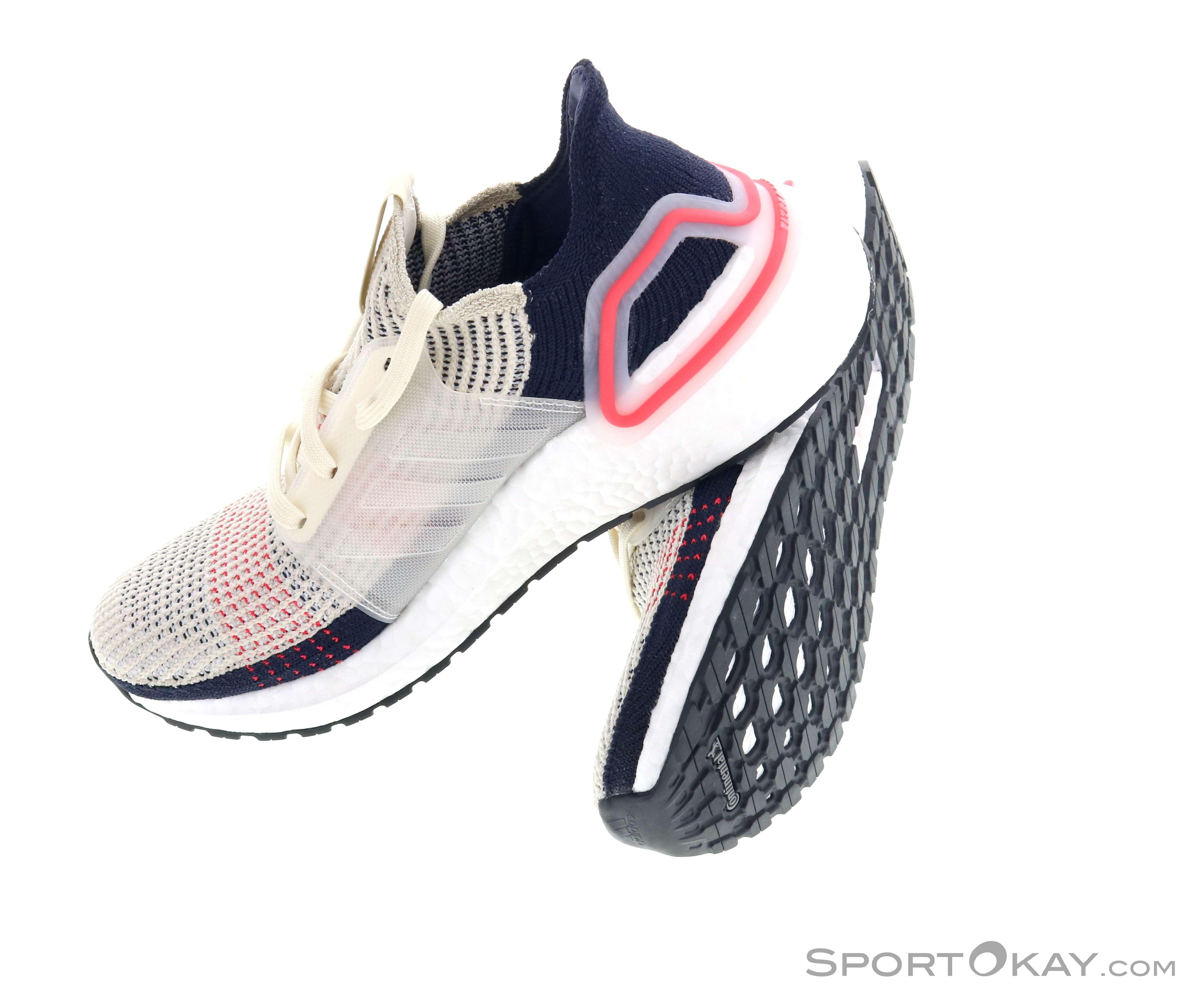 adidas Ultra Boost 19 Damen Laufschuhe Weiss 4 ab 117,44