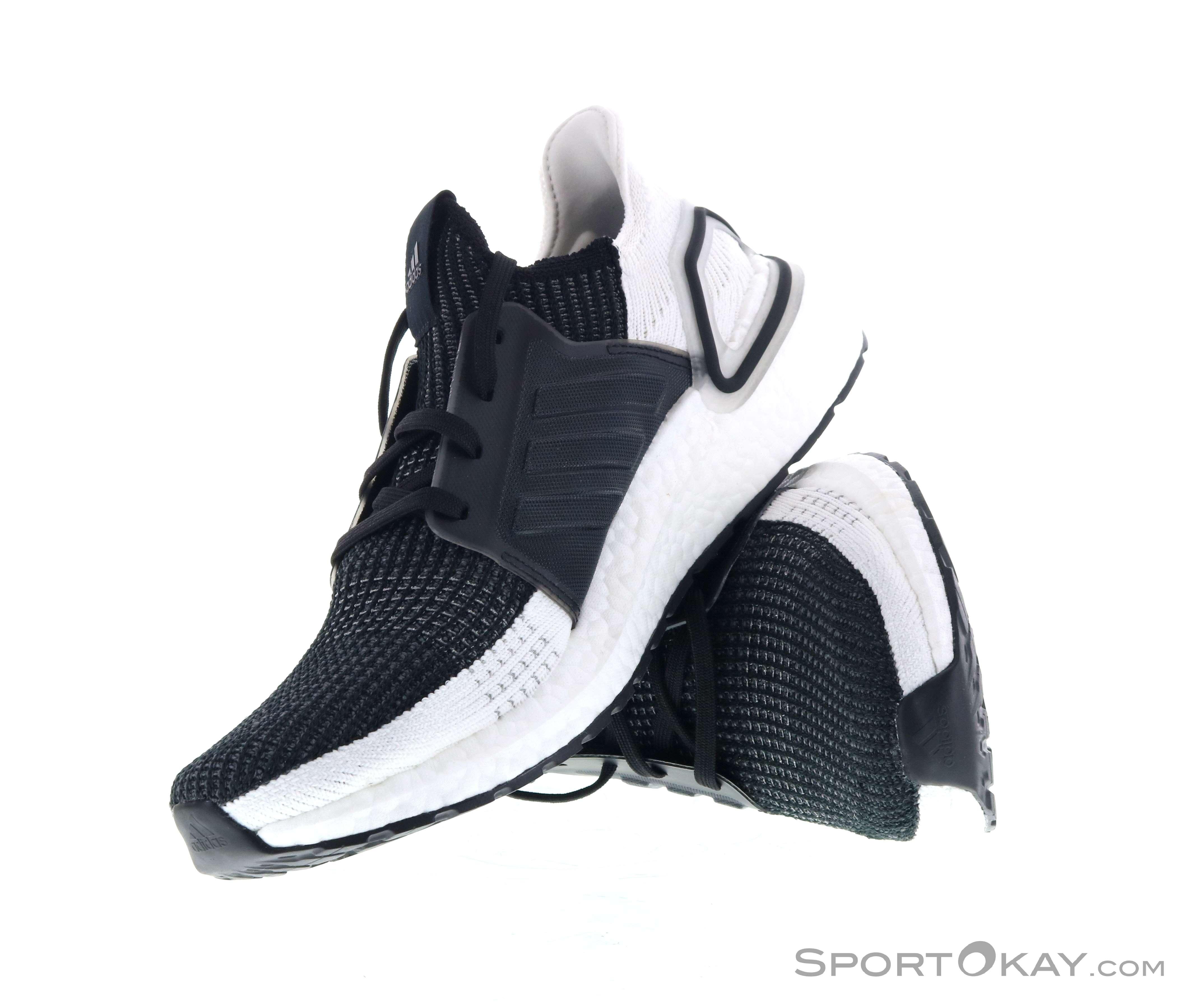 size 40 58c7b 42322 adidas Ultra Boost 19 Uomo Scarpe da Corsa , adidas, Bianco, , Uomo,