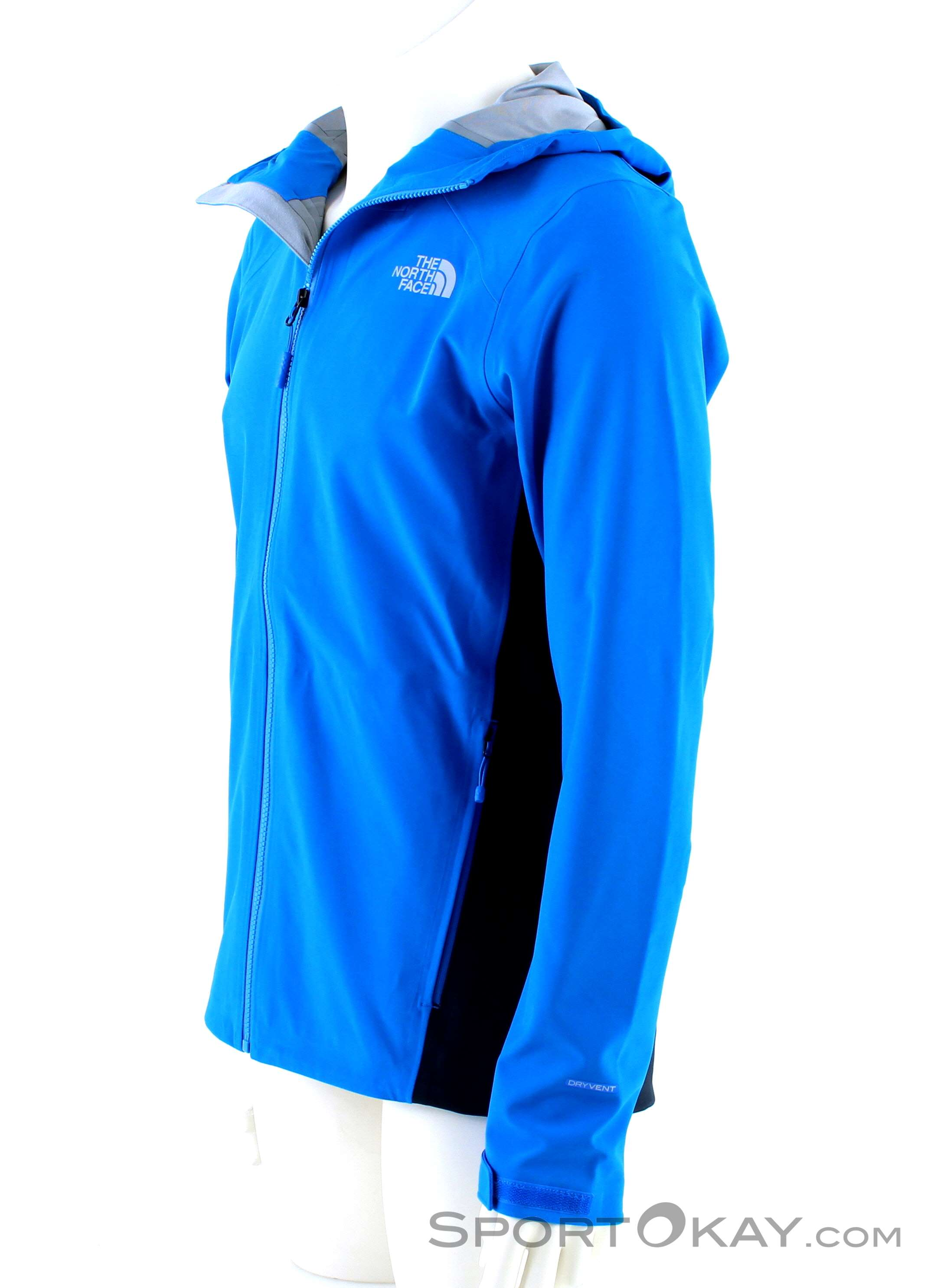 The North Face The North Face Dryvent Mens Outdoor Jacket