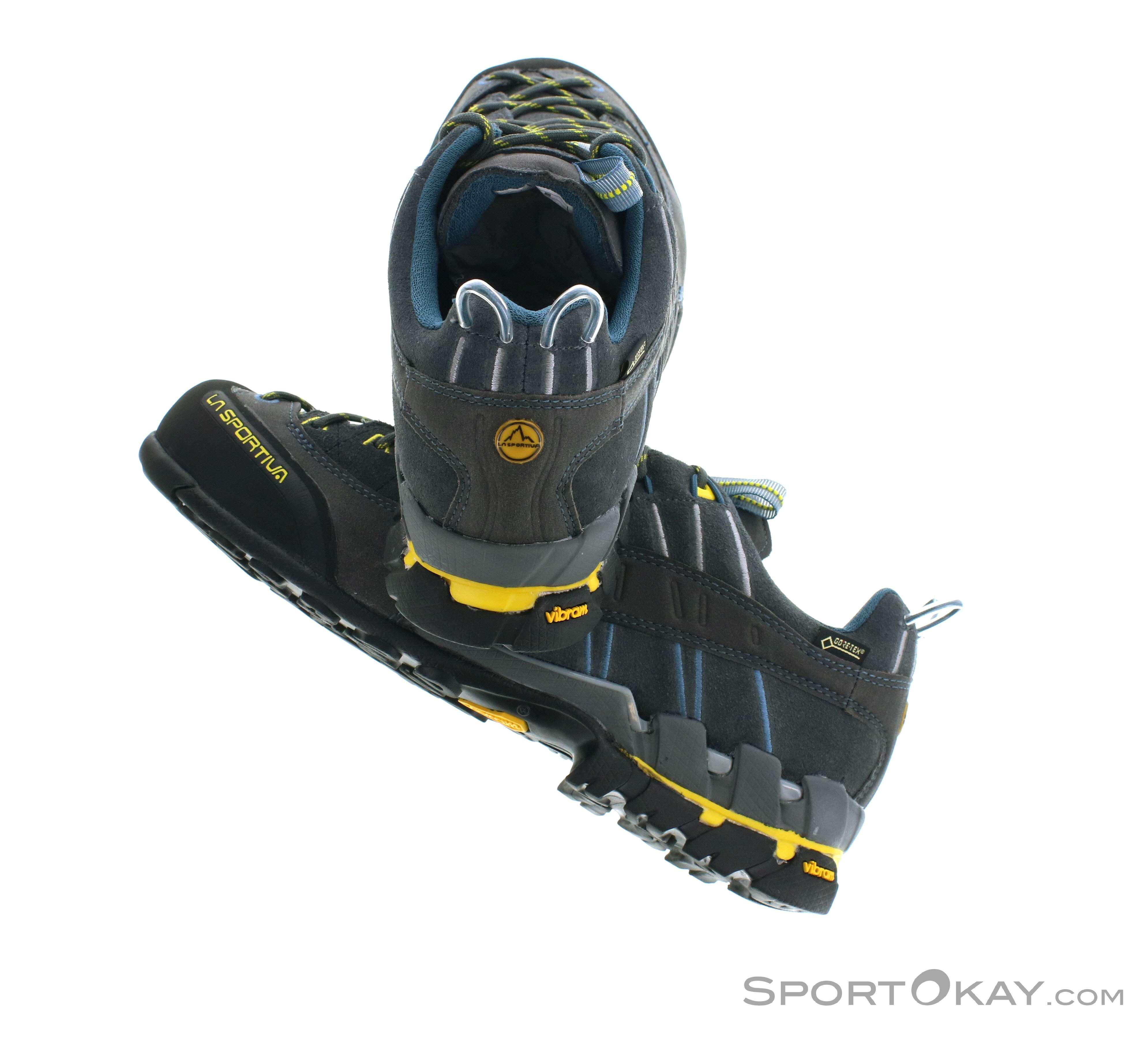 more photos efeac 667c7 La Sportiva Hyper GTX Uomo Scarpe da Escursionismo Gore-Tex, La Sportiva,  Grigio
