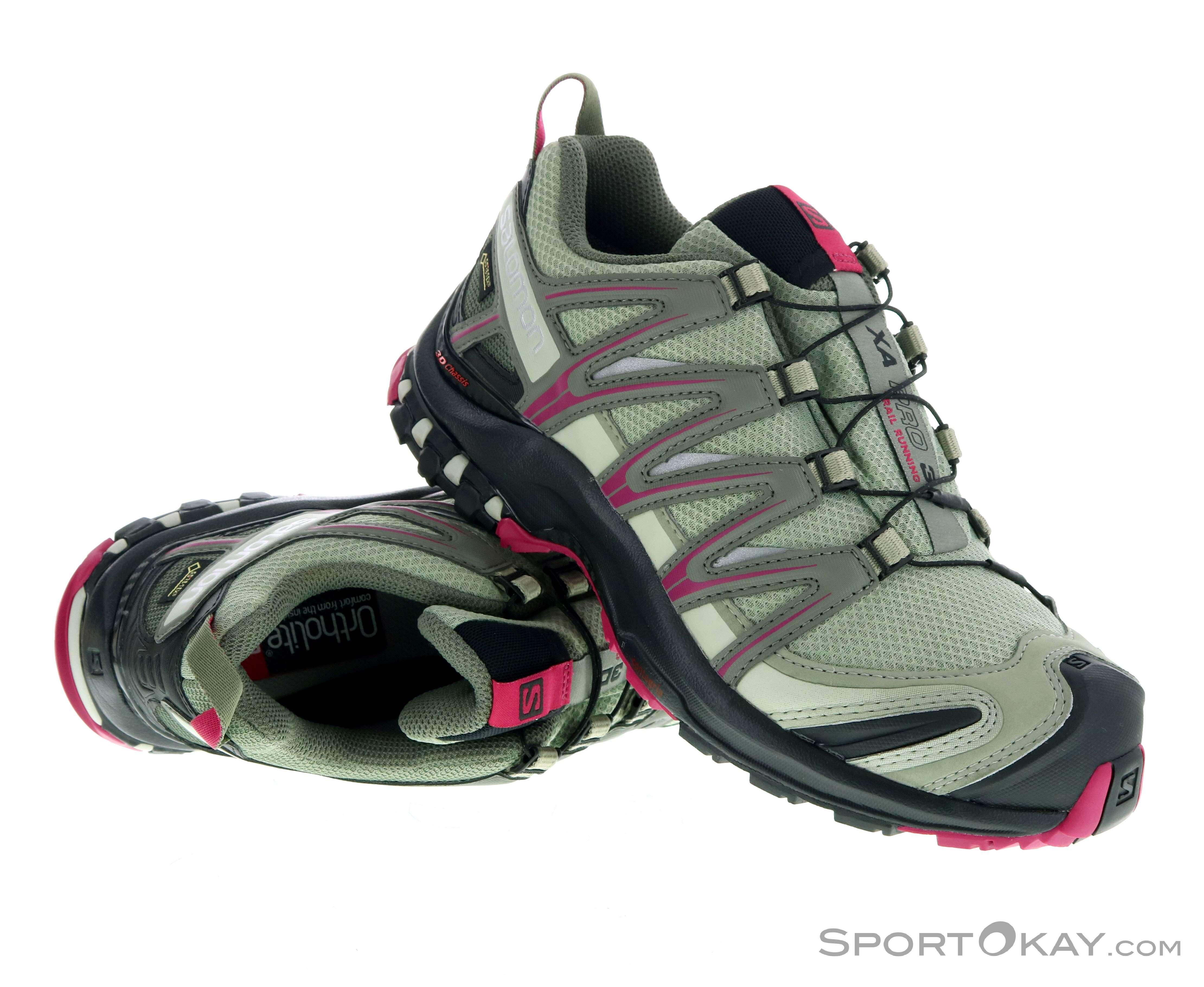 Salomon Schuhe XA Pro 3D GTX Gr 40 Outdoor Goretex Damen Neu