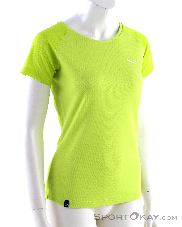 Salewa Sporty B 3 Dryton Damen T Shirt Shirts & Hemden