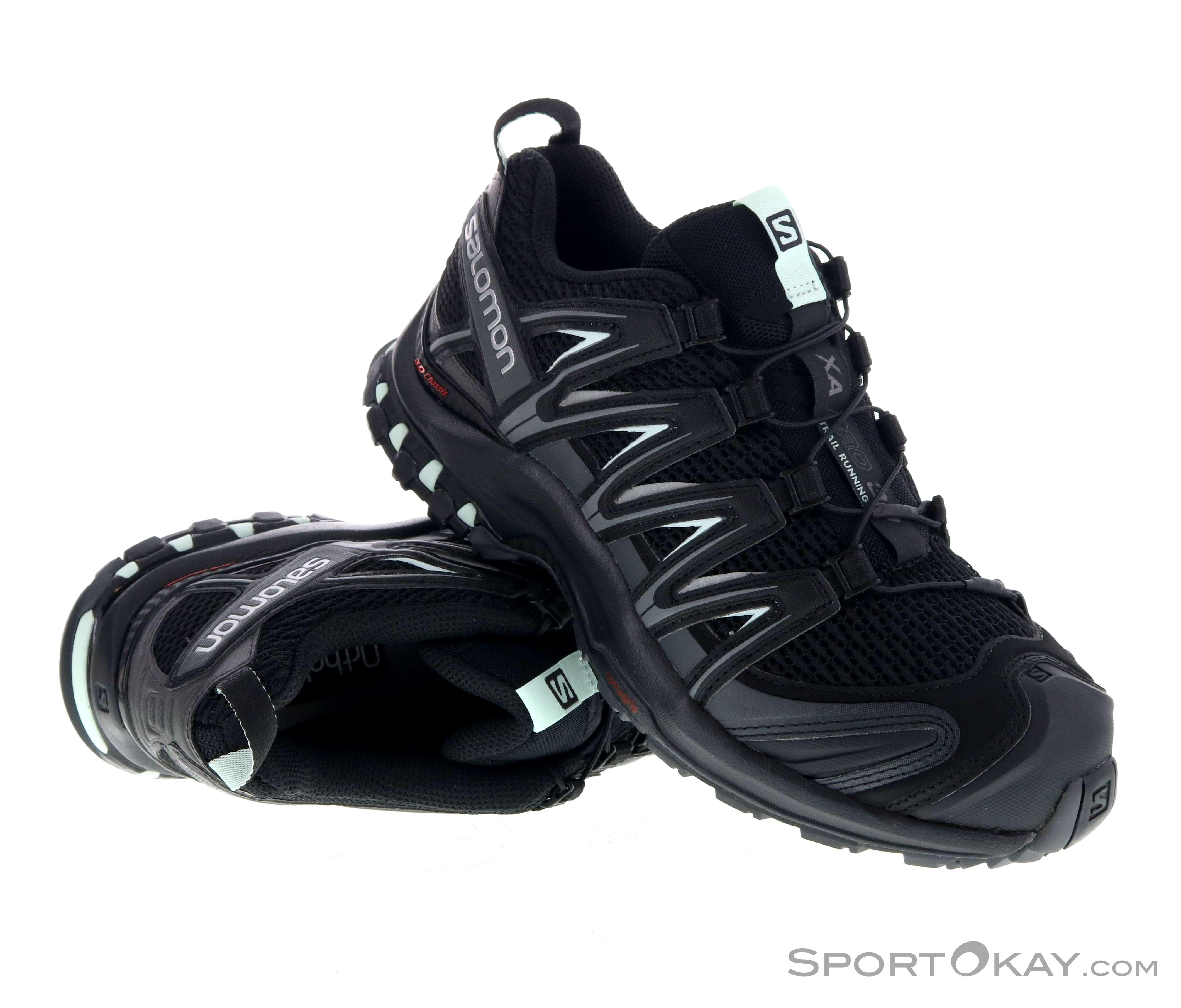 Salomon Salomon XA Pro 3D Womens Trail Running Shoes