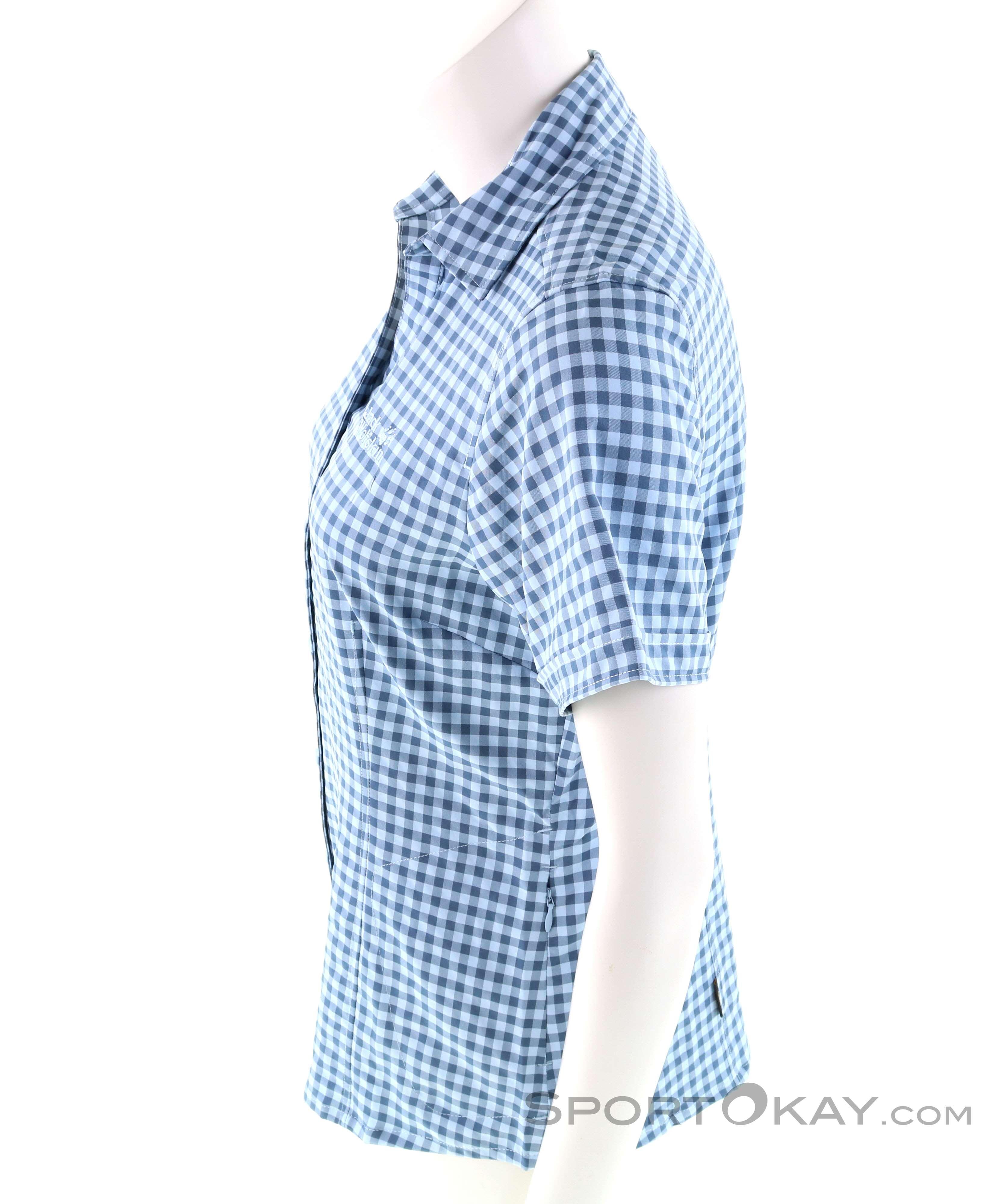 Jack Wolfskin Jack Wolfskin Kepler Shirt Damen Outdoorhemd