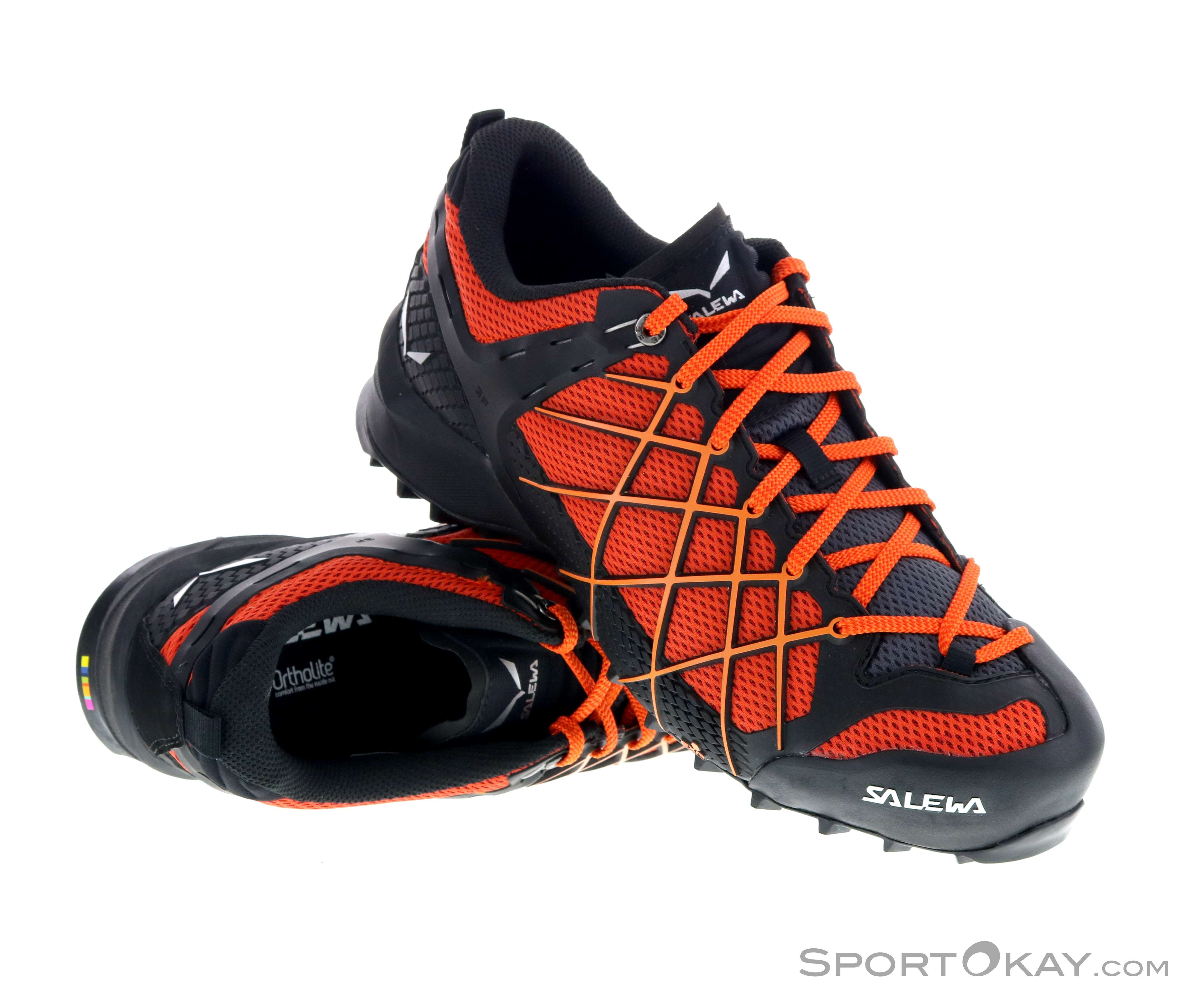 size 40 9f91e 68745 Salewa Salewa Wildfire Mens Approach Shoes