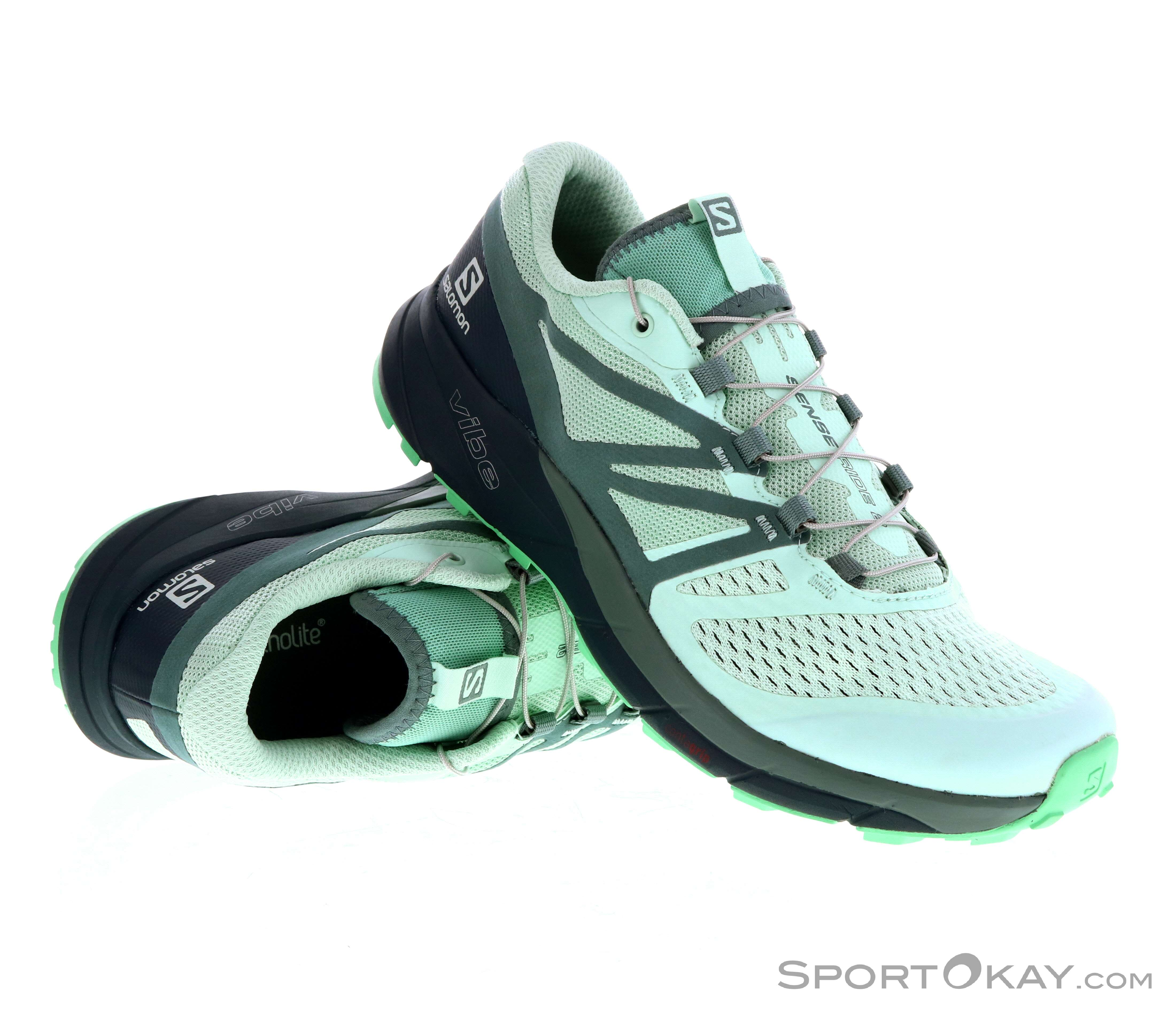 Salomon Salomon Sense Ride 2 Womens Running Shoes