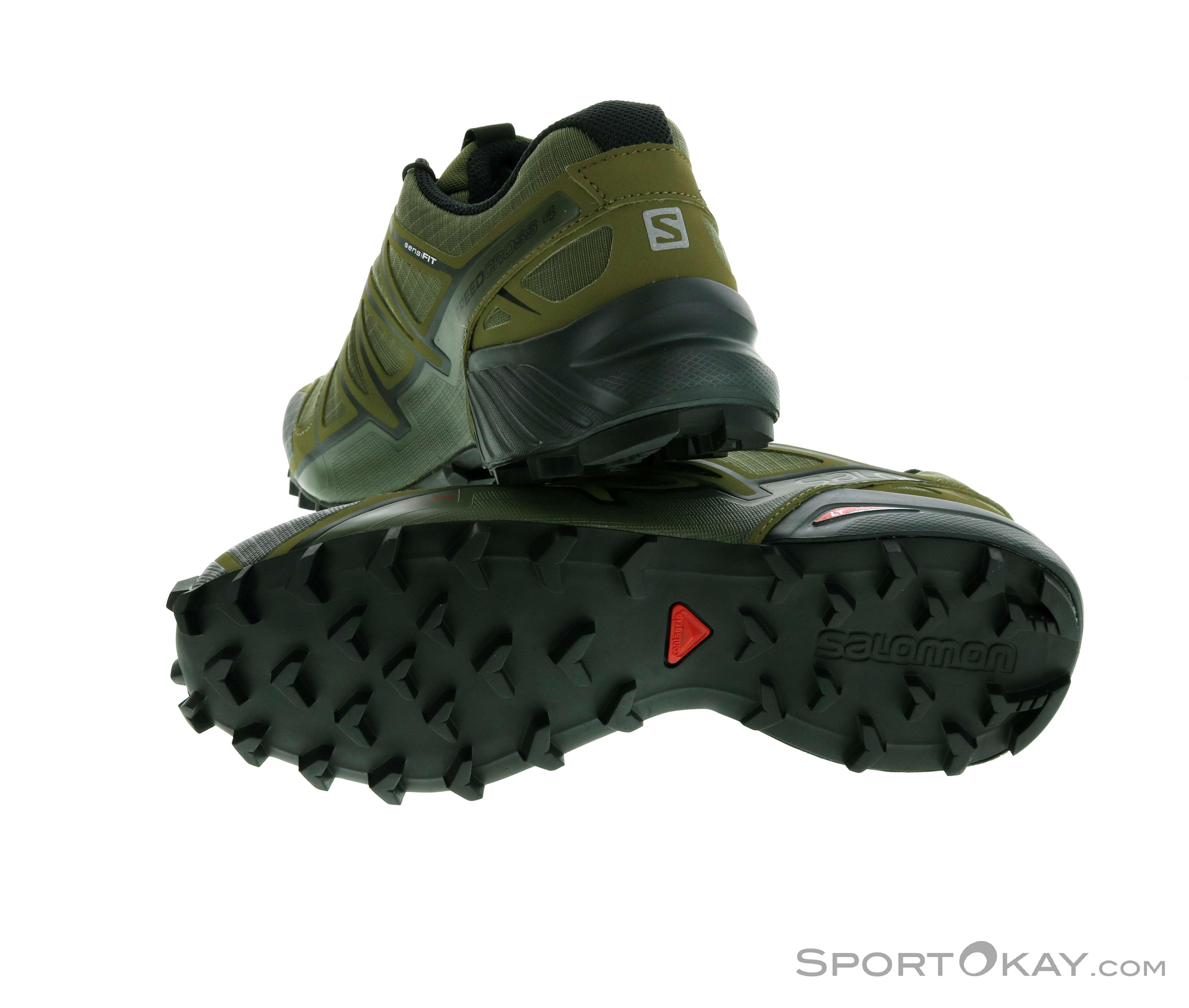 salomon speedcross 4 gtx olive xs