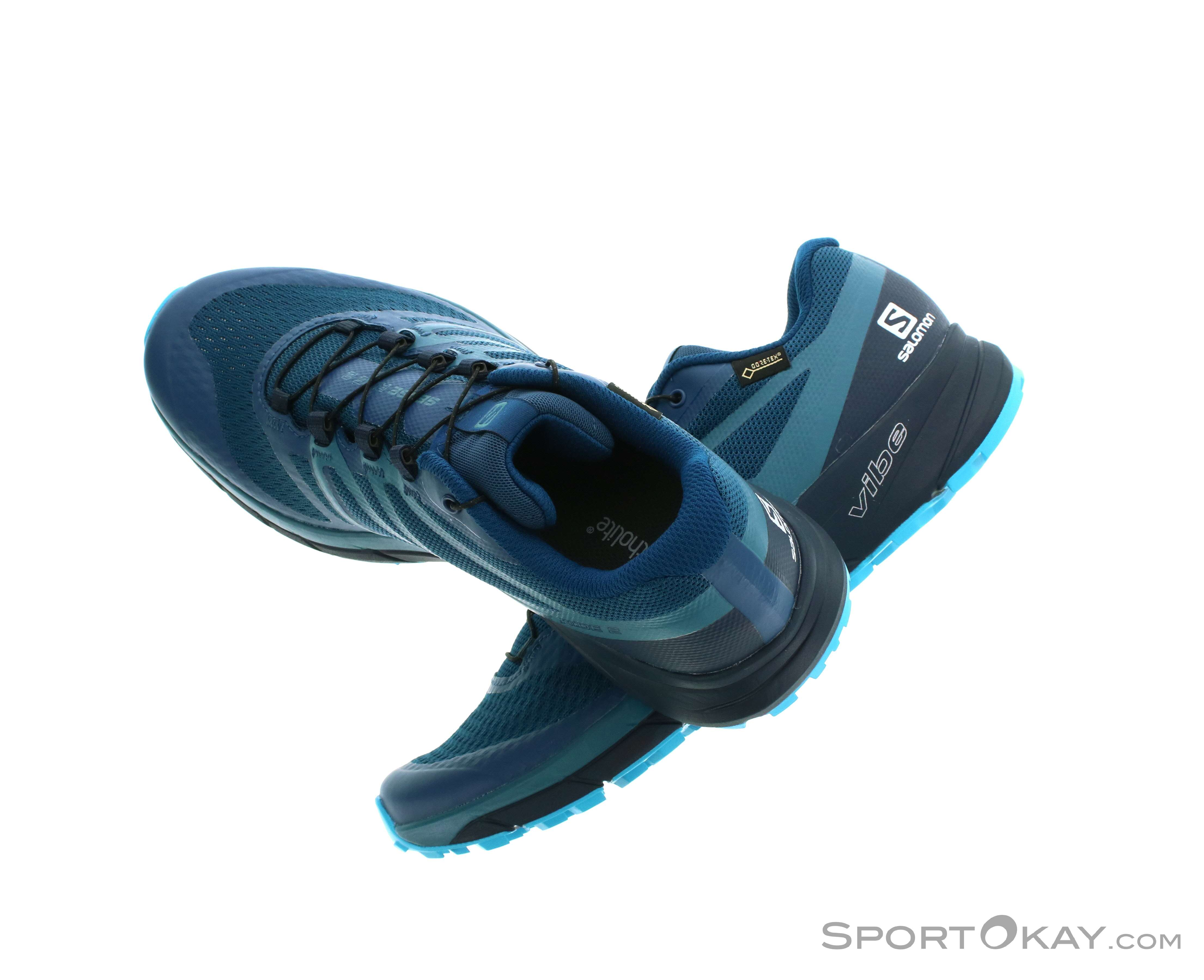 ECCO Sense Speed Lace Toggle Sneakers | Dillard's