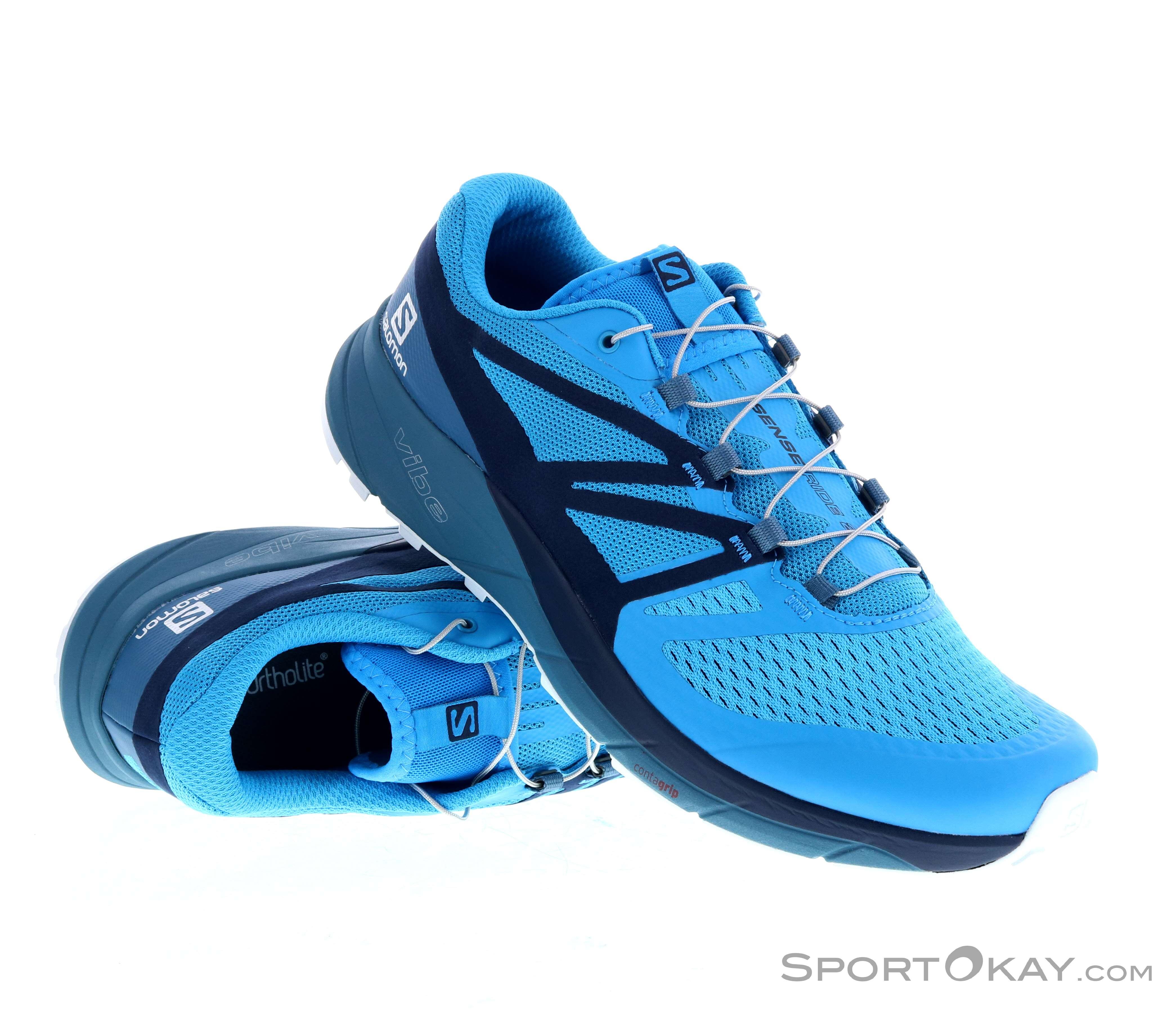 Salomon Salomon Sense Ride Mens Running Shoes