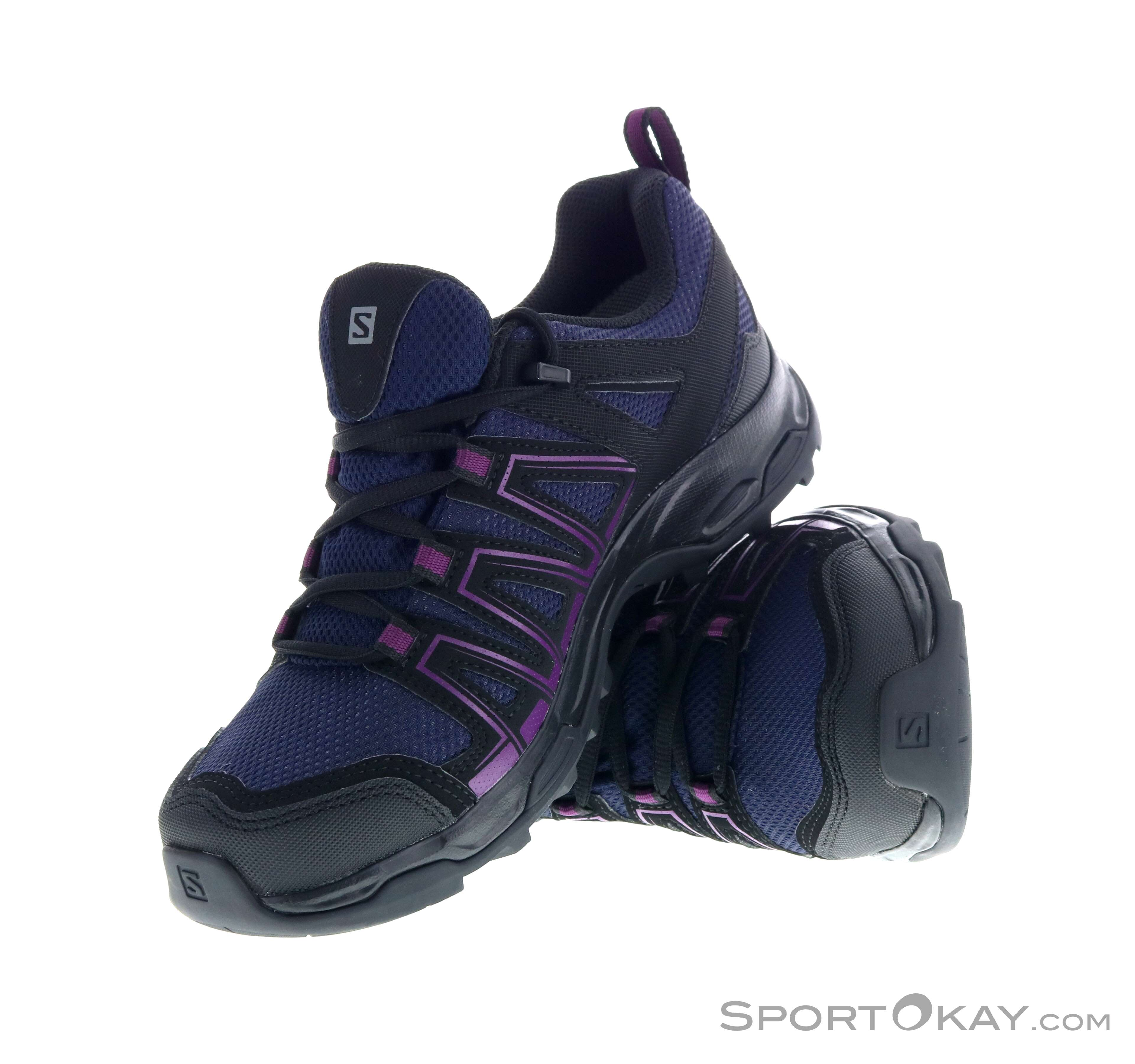 Salomon X Ultra 3 GTX Womens Trekking Shoes Gore-Tex ...