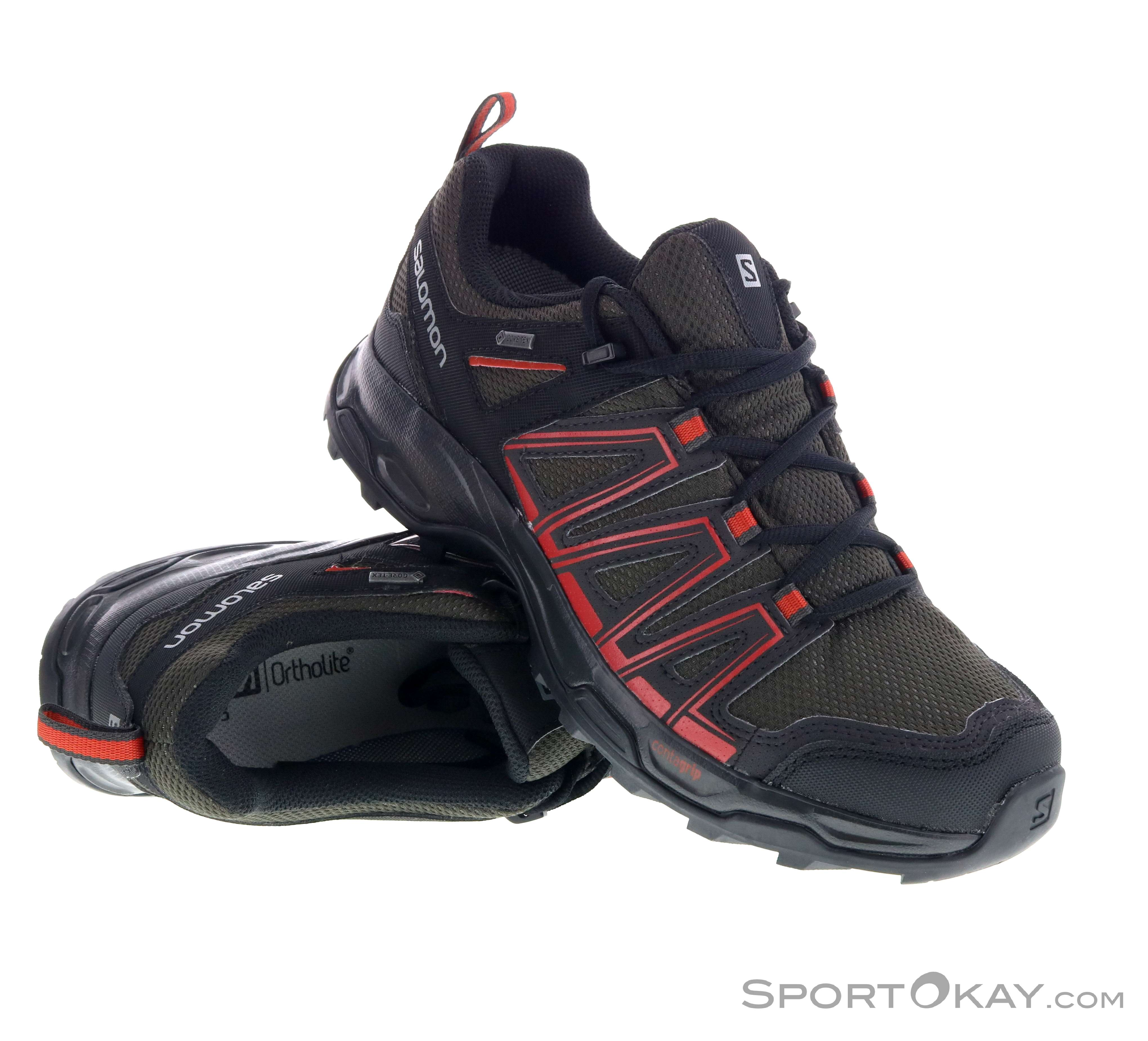 Salomon Salomon Eastwood GTX Mens Trekking Shoes Gore-Tex
