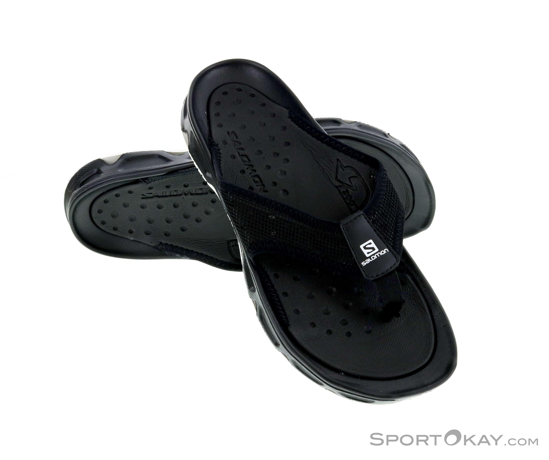 viele Stile später neueste trends von 2019 Salomon Salomon RX Brake 4.0 Herren Flip Flops