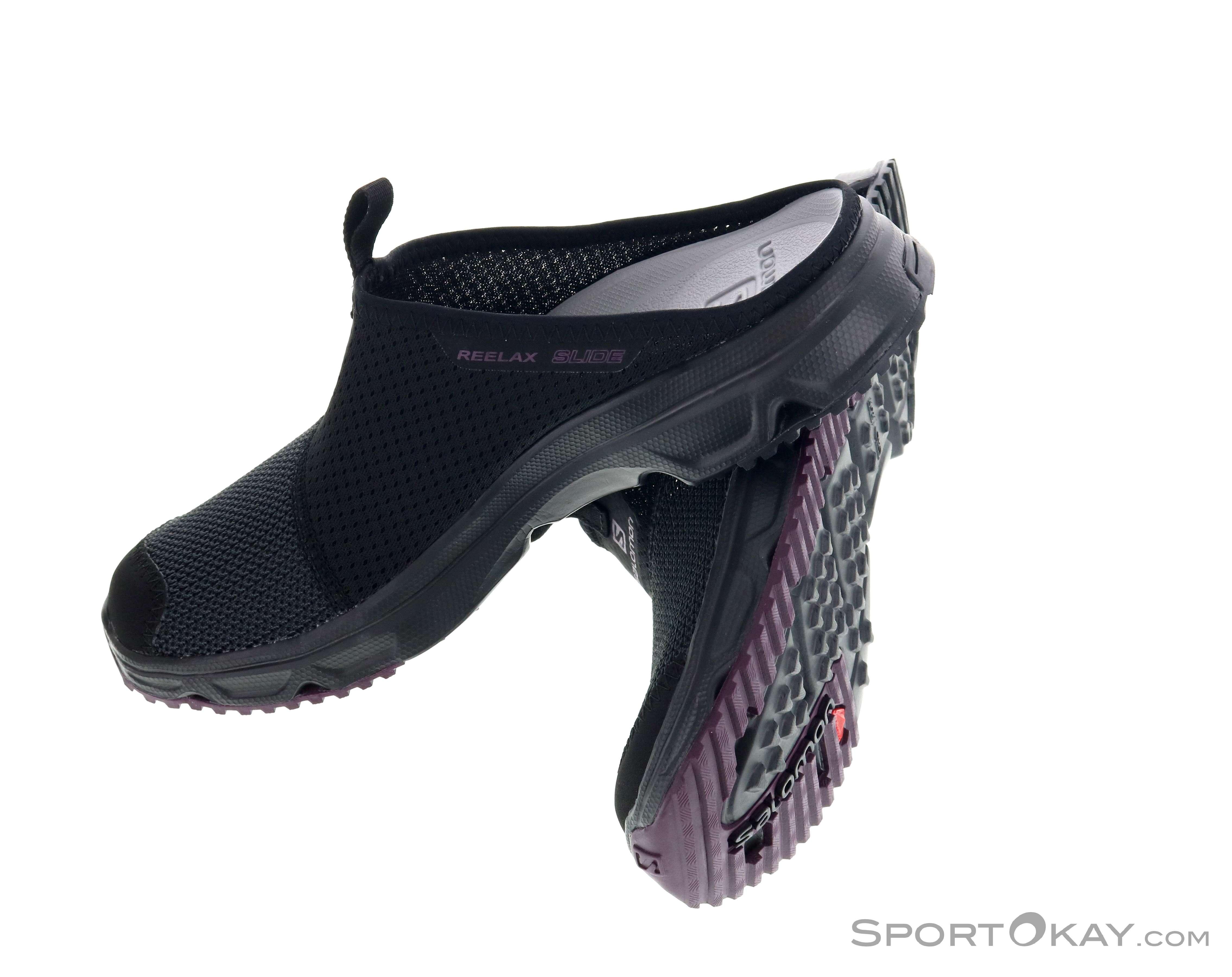Salomon RX Slide 4.0 Womens Leisure Sandals Leisure Shoes