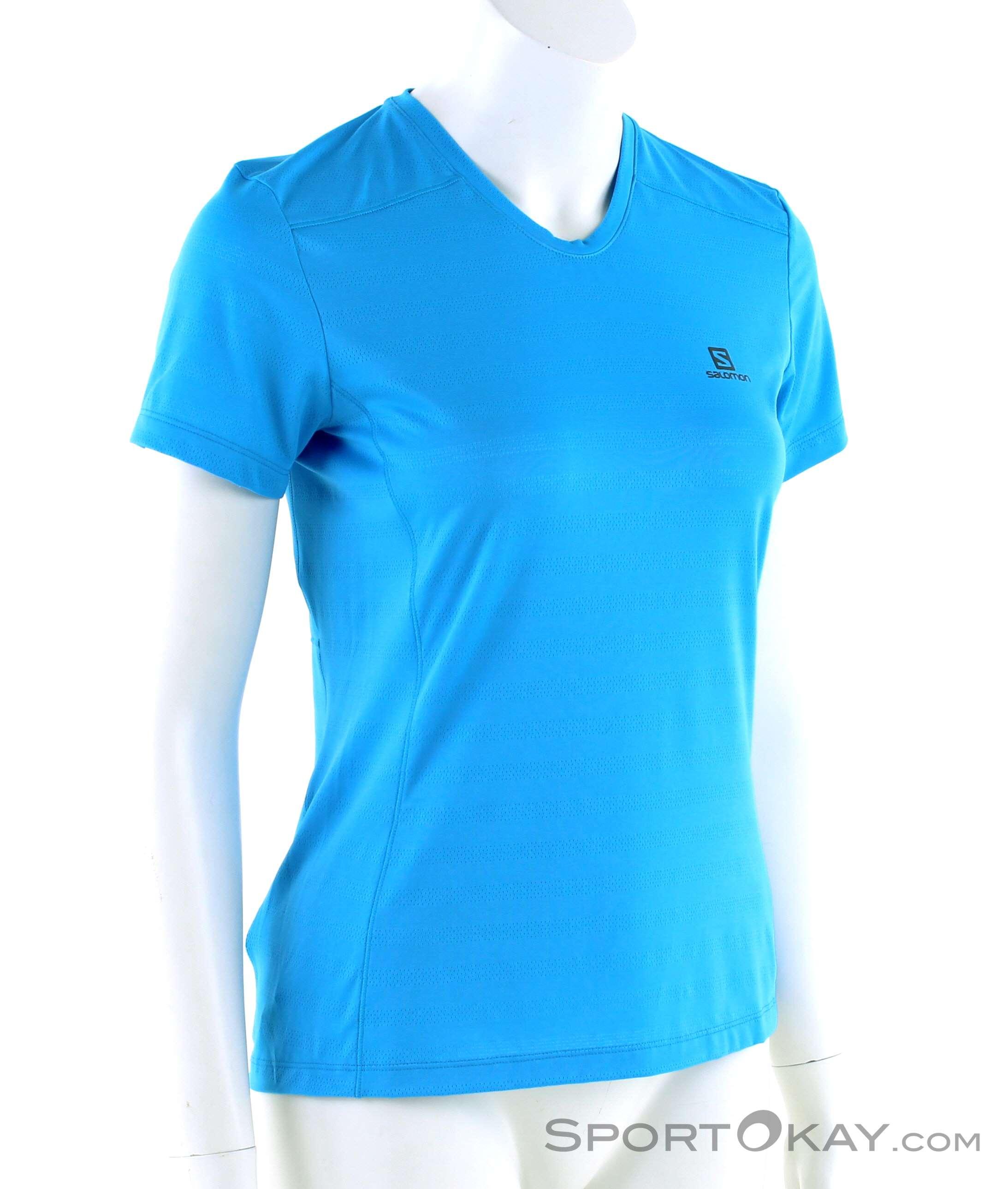Salomon Salomon XA Tee Womens T Shirt