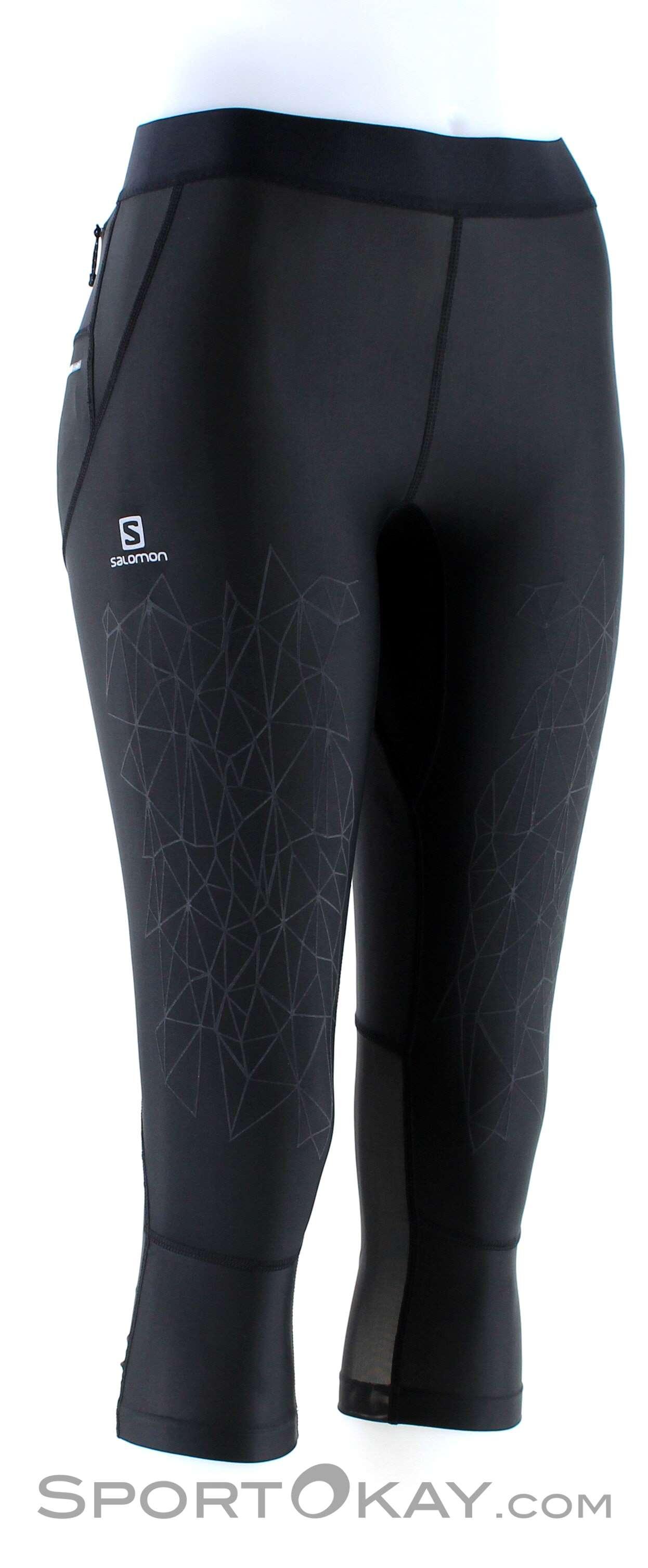 Salomon Intensity Mid Tight Laufhose Damen online kaufen