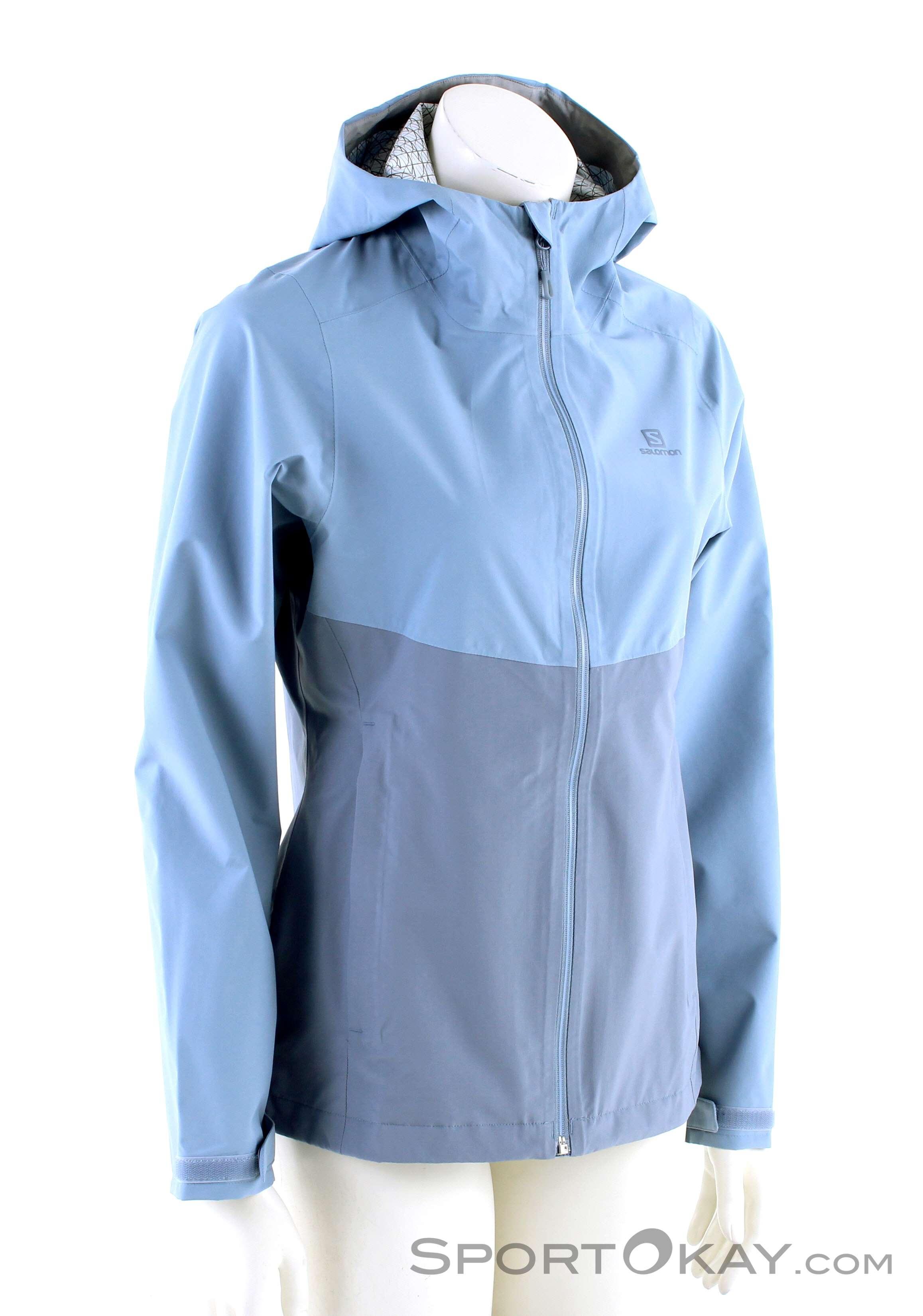 Salomon Salomon La Cote Flex 2,5 Womens Outdoor Jacket