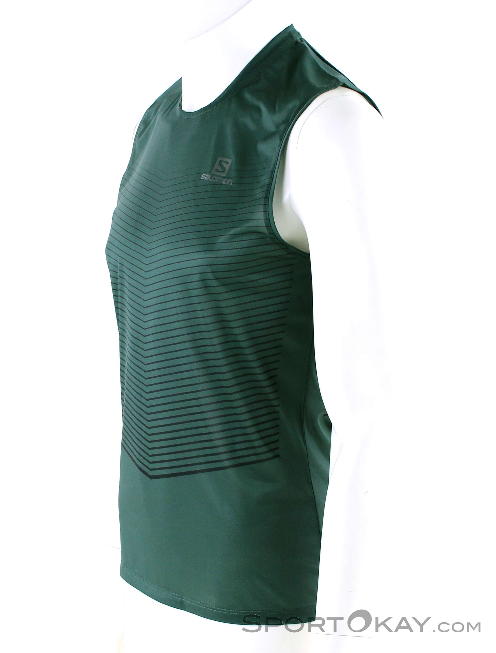 Salomon Sense Tank Herren Tanktop Shirts