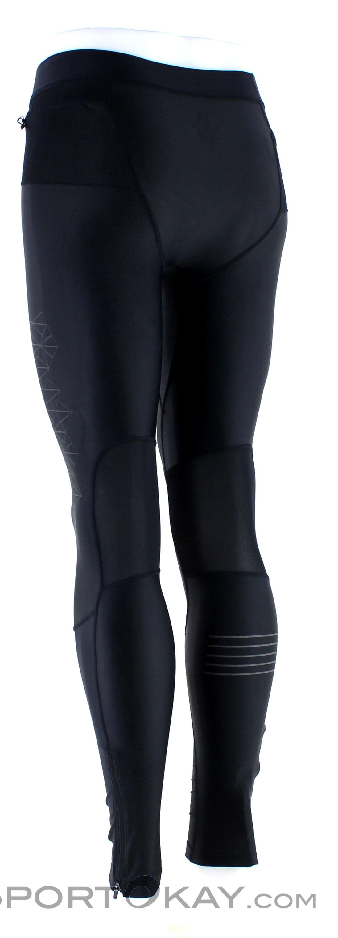 Salomon Salomon Fast Wing Long Tight Herren Laufhose