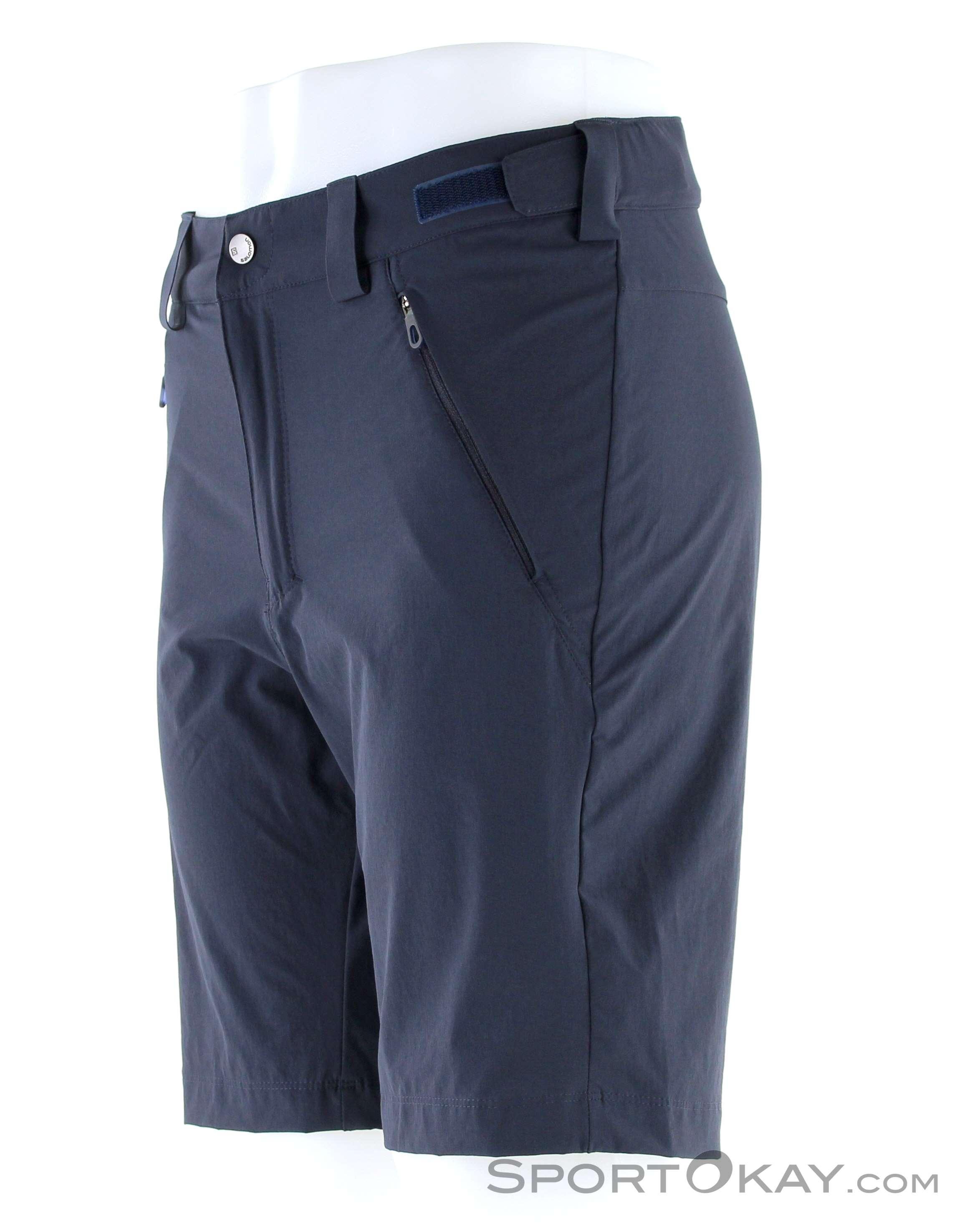 Salomon Salomon Wayfarer Short Mens Outdoor Shorts
