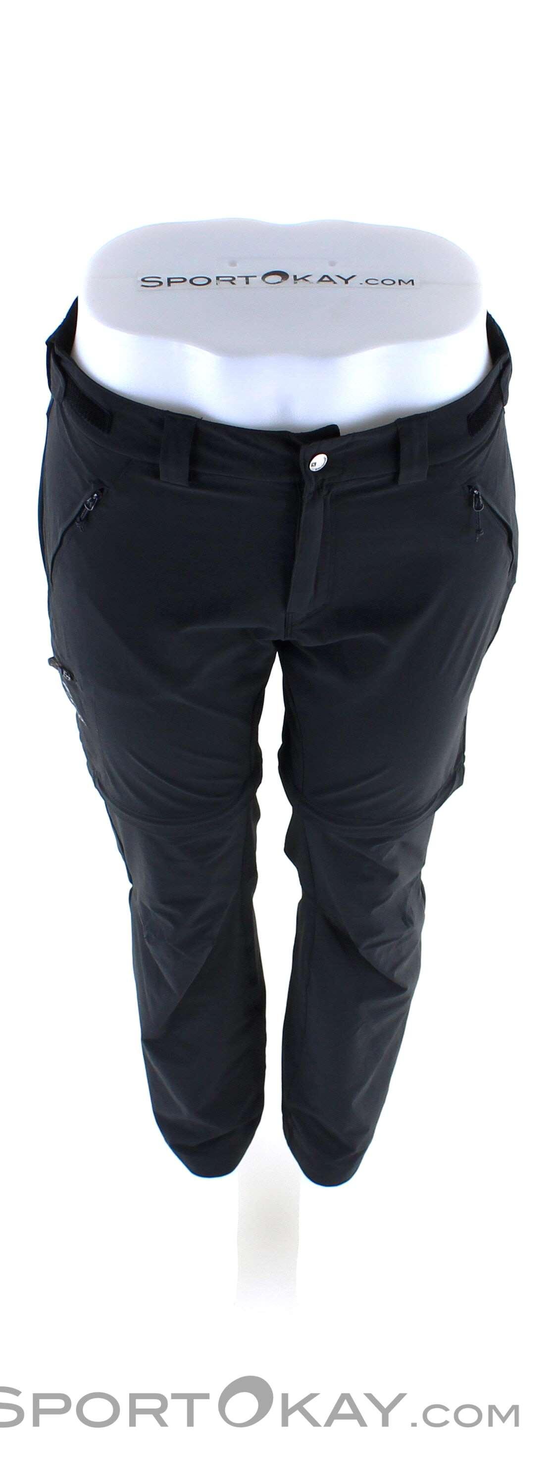 Salomon Women's Wayfarer Pant Trekkinghose Black   34 Long (EU)