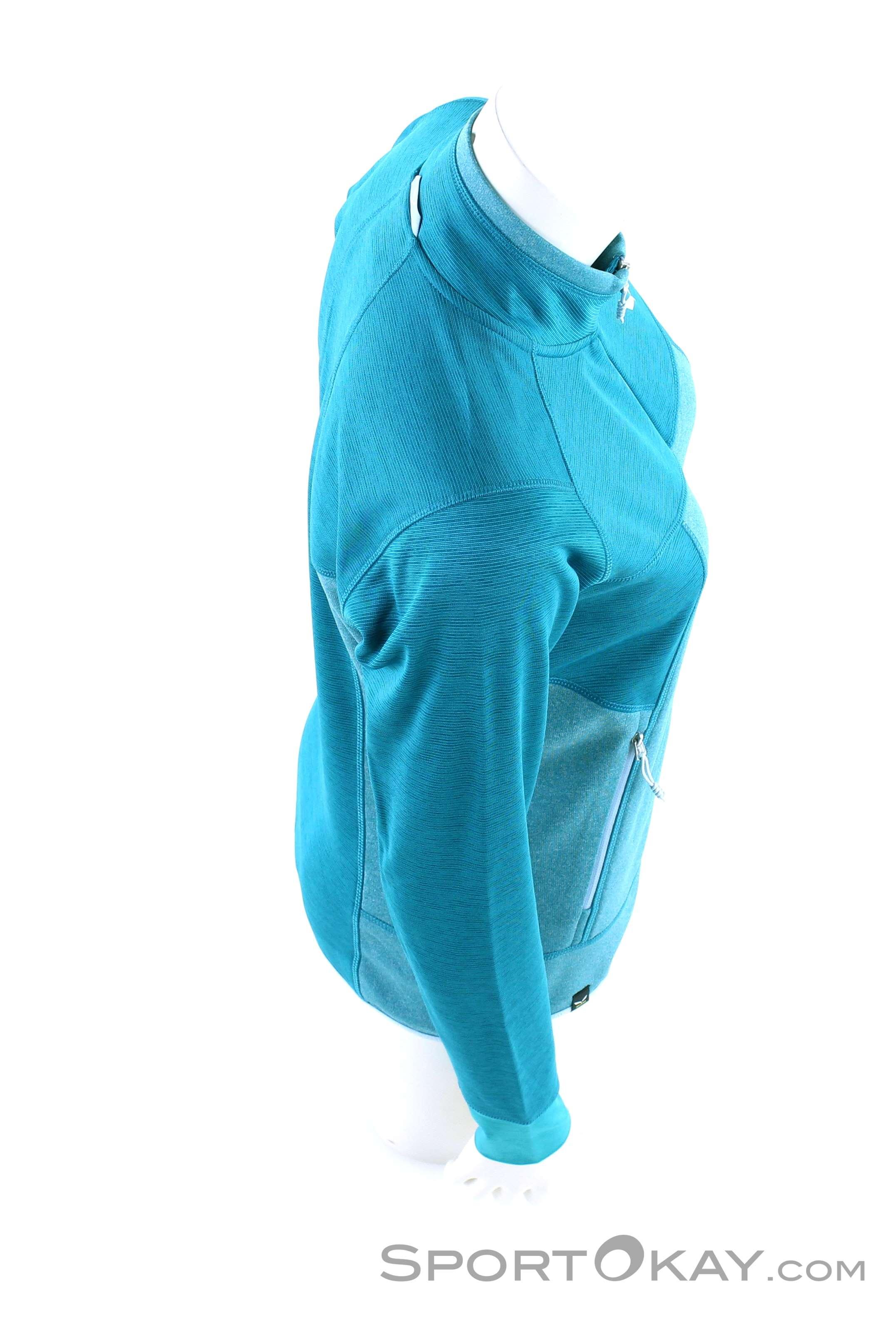 Salewa Salewa Puez Melange 2 PL FZ Damen Outdoorsweater