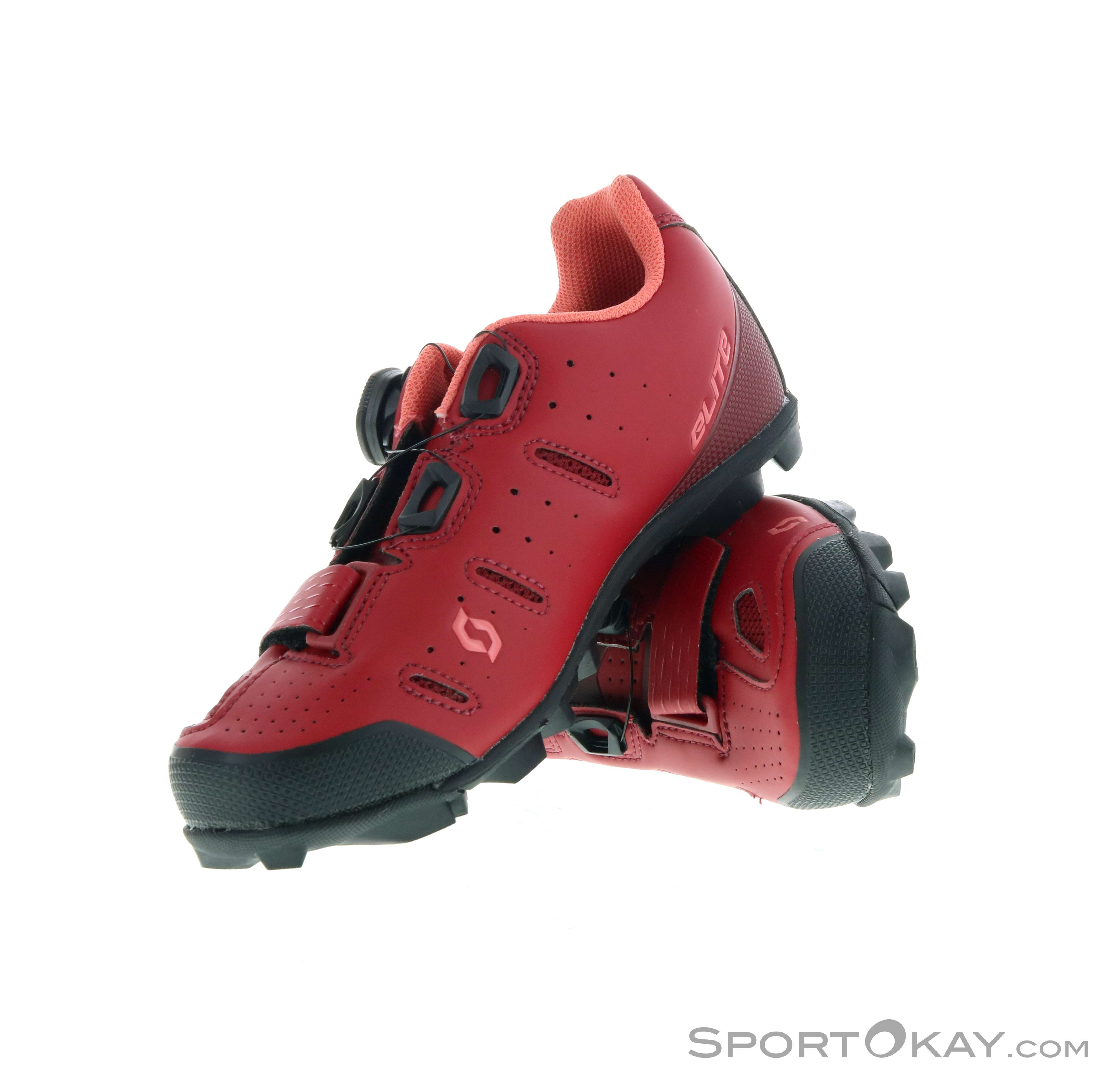 Scott MTB Elite Boa Lady Womens Biking Shoes Mountain Bike