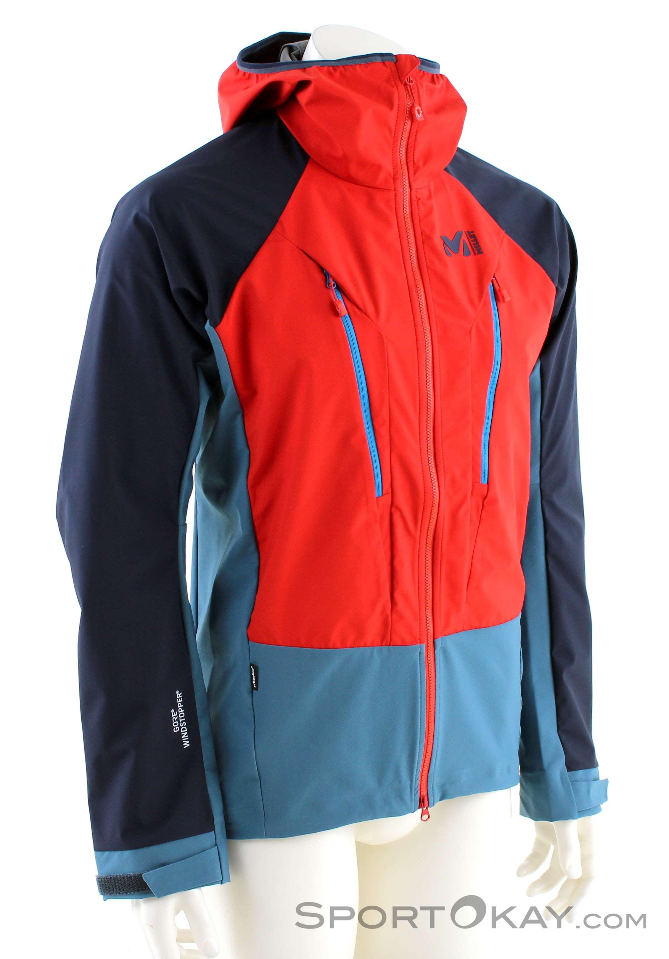 best service a85d9 c9123 Millet Millet Trilogy V Icon WDS Mens Outdoor Jacket