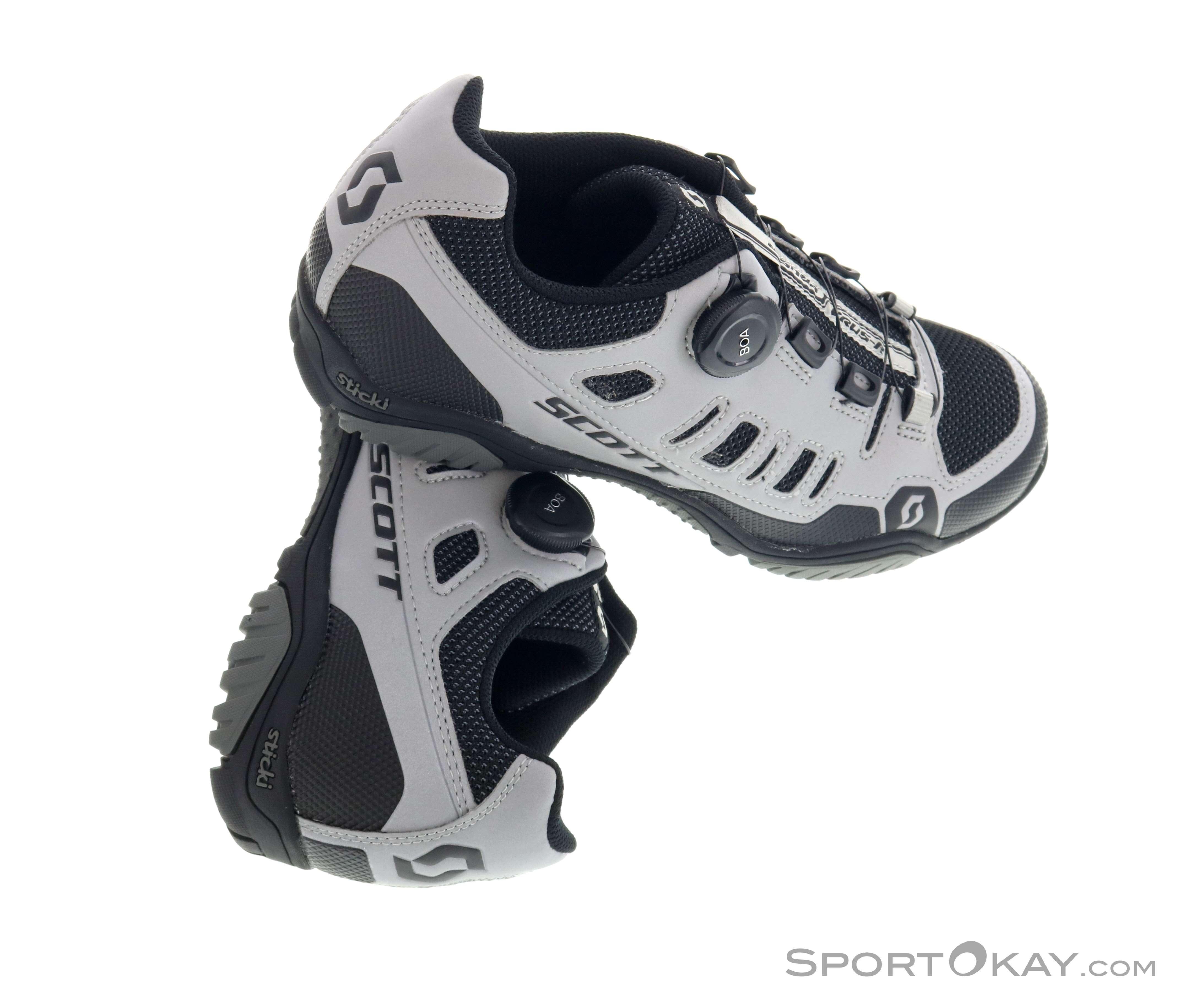 Scott Scott Sport Crus R Boa Reflective Mens Biking Shoes