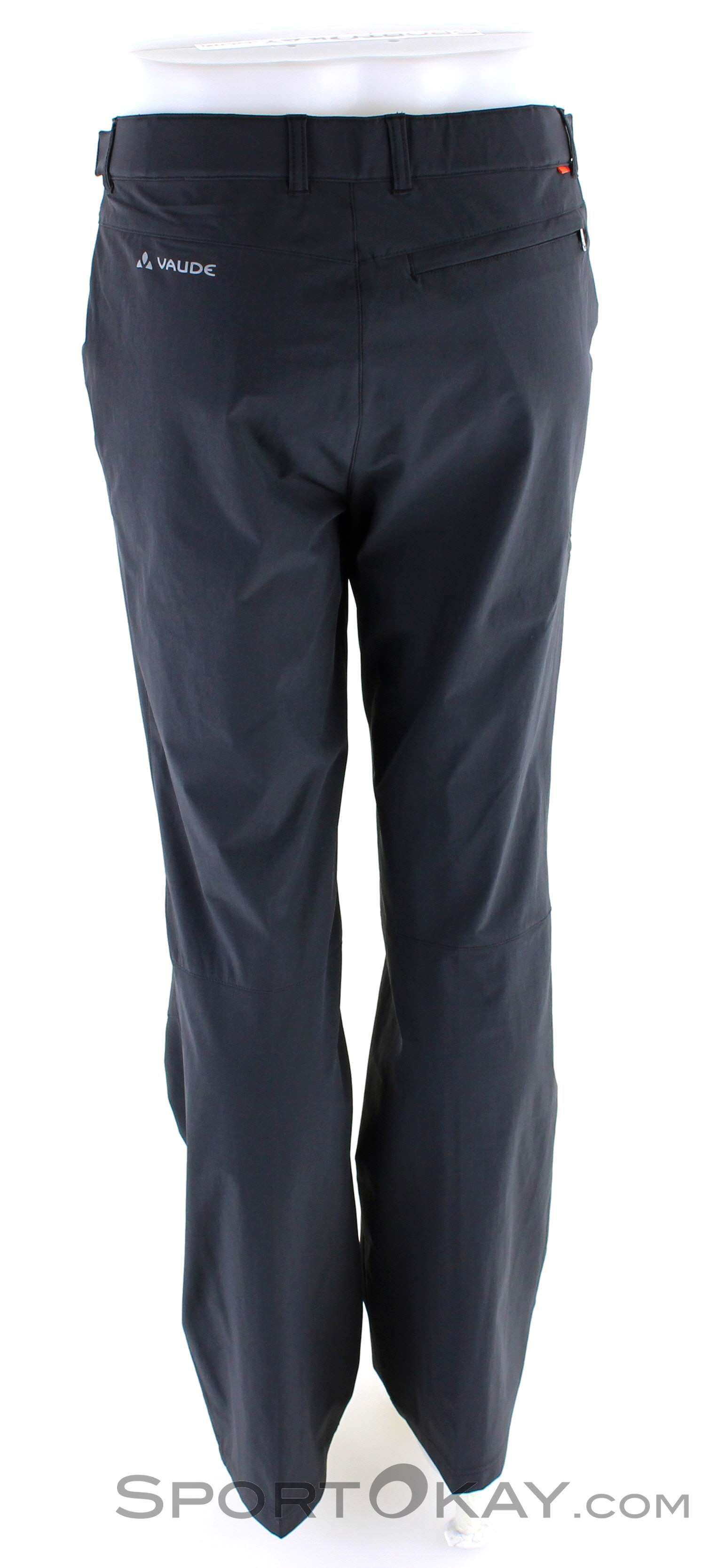Vaude Uomo Pantaloni Farley Stretch II 04574
