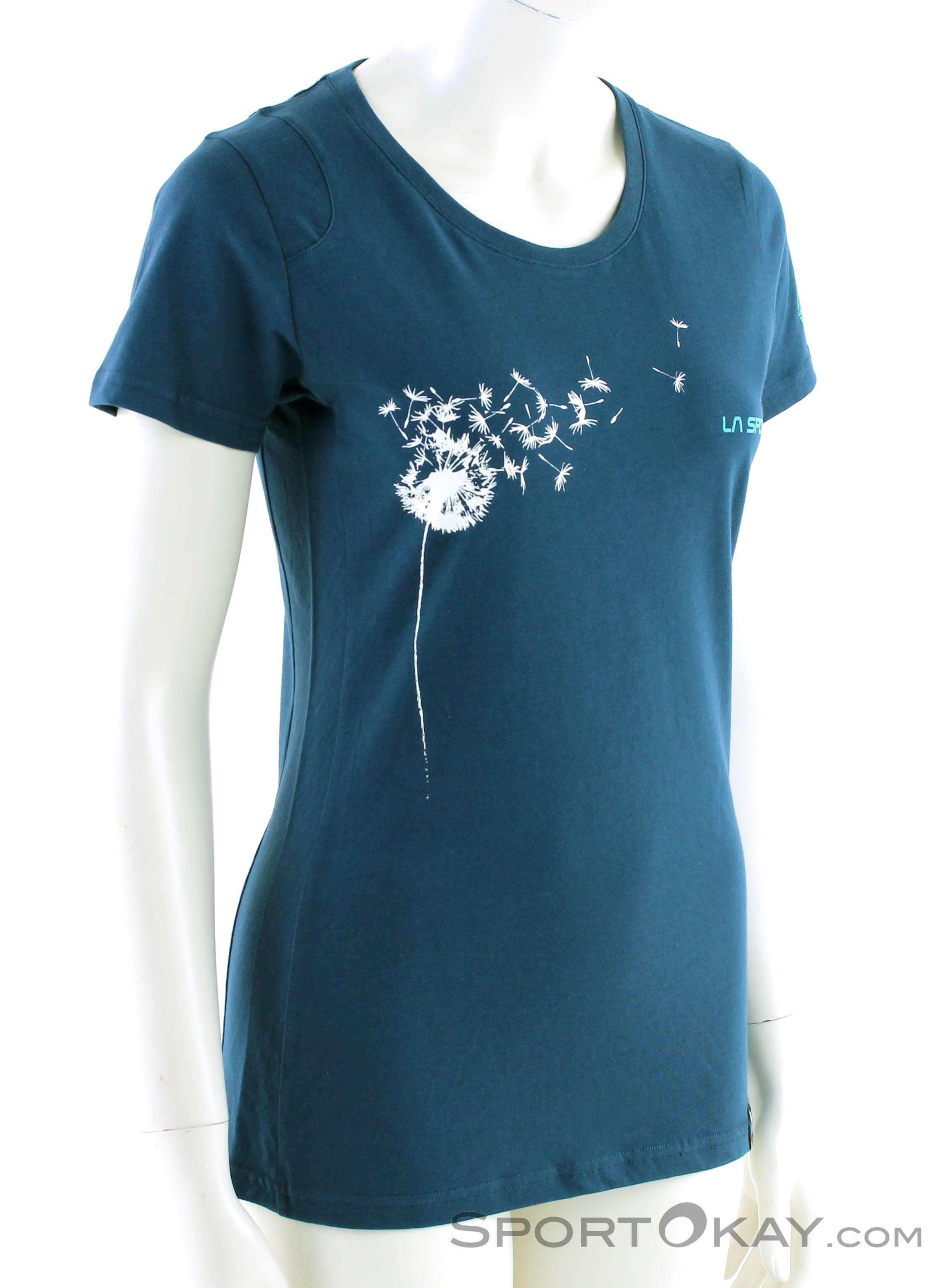 5db82f5e003 La Sportiva Windy Womens T-Shirt - Shirts & T-Shirts - Outdoor ...