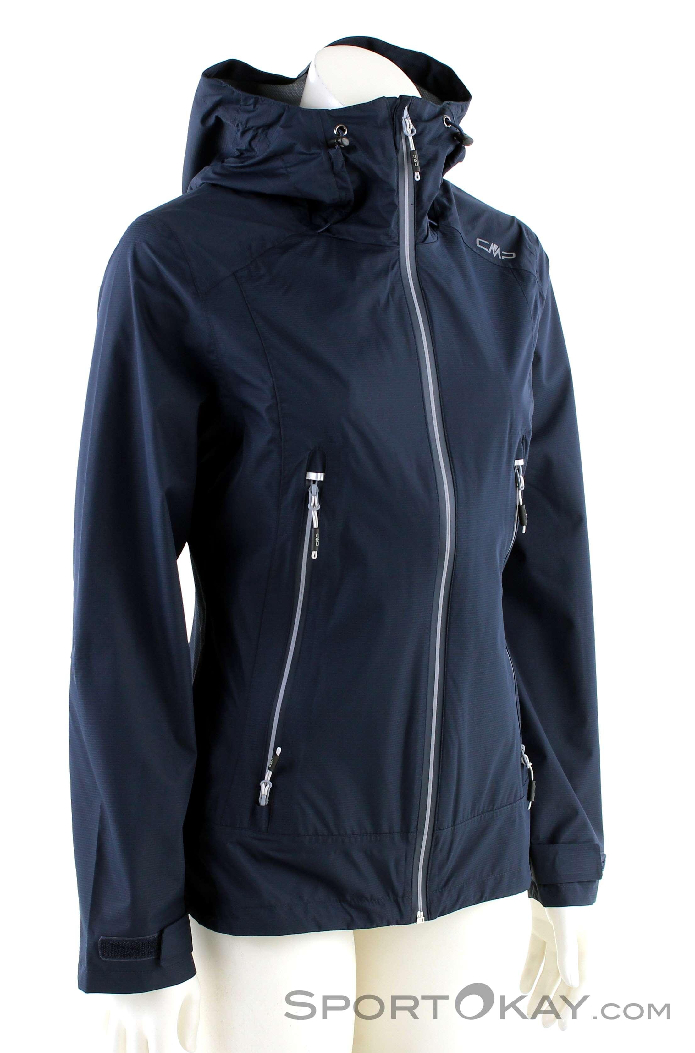 Outdoorjacke Cmp Fix Hood Damen Jacket TkZOPXiu