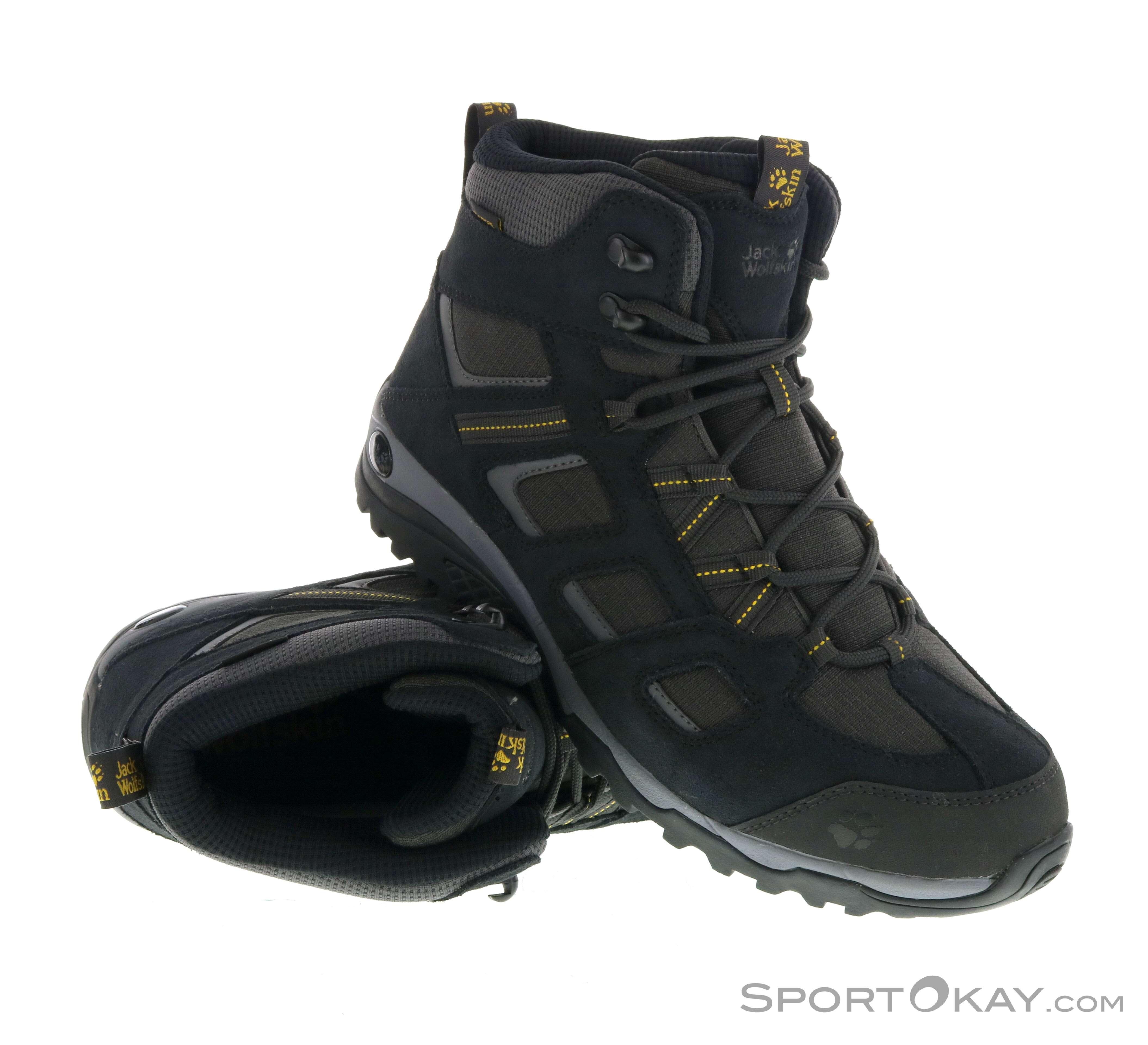 088ae2fddf Jack Wolfskin Vojo Hike 2 Texapore Mens Hiking Boots , Jack Wolfskin, Gray,  ,