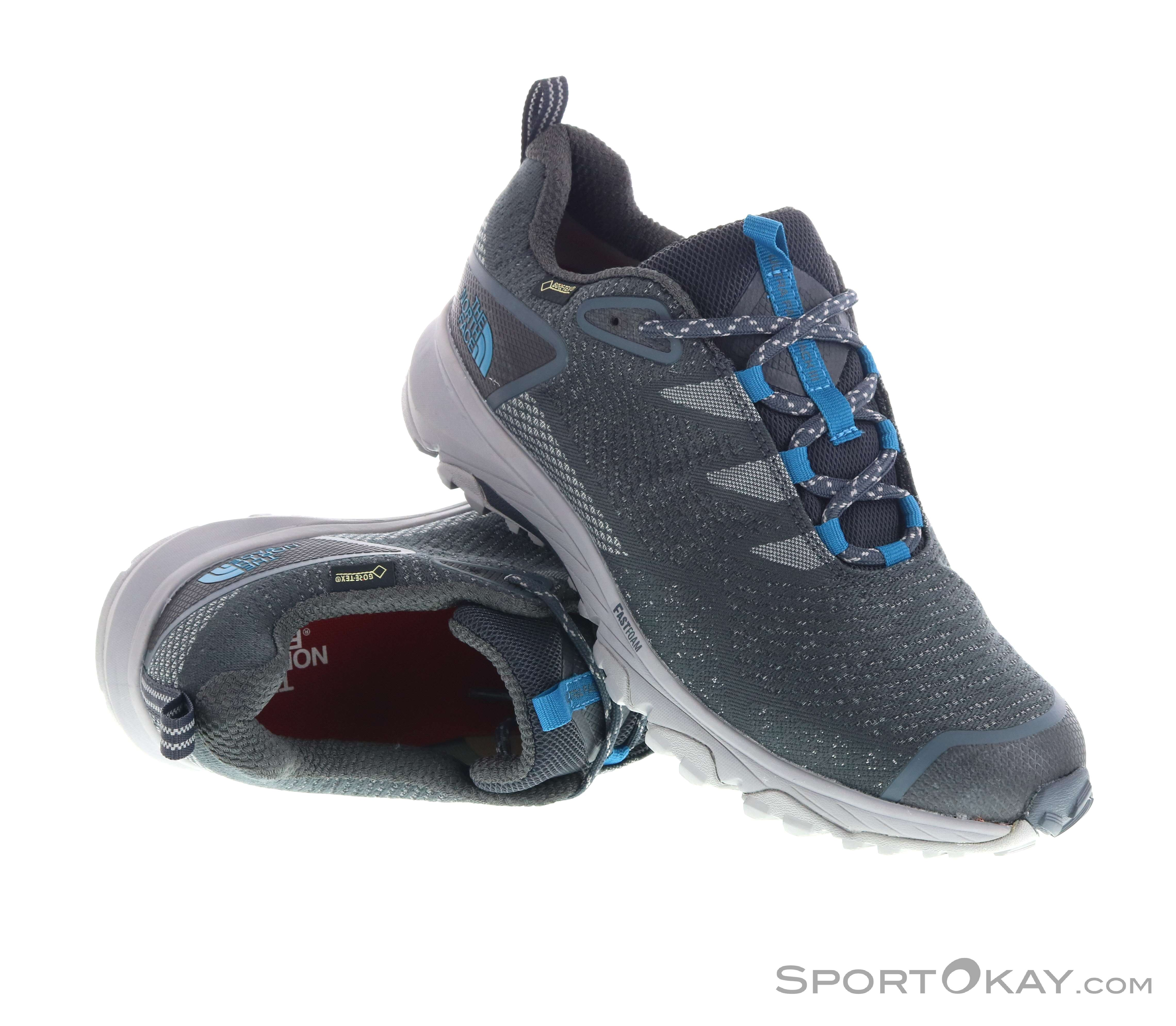 The North Face The North Face Ultra Fastpack Mens Trekking Shoes Gore Tex